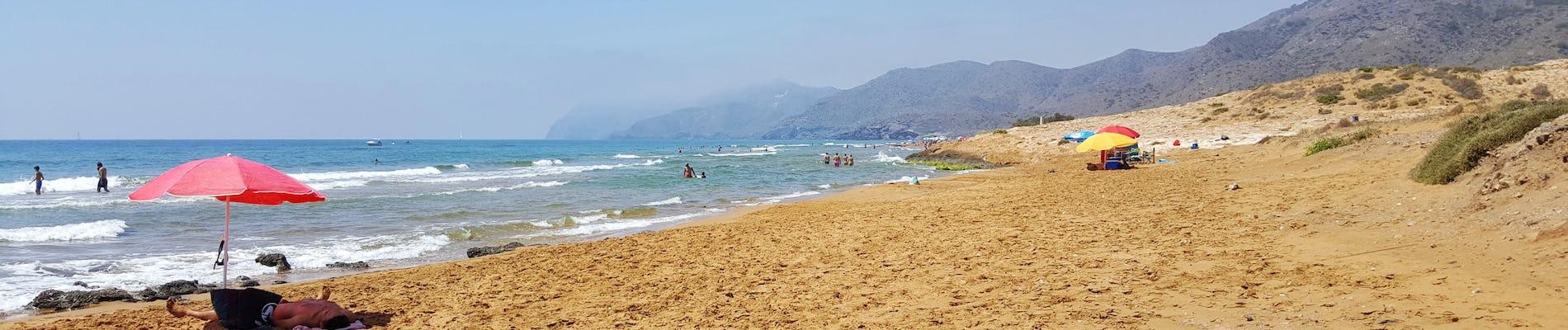 Murcia - Where are the nicest beaches?