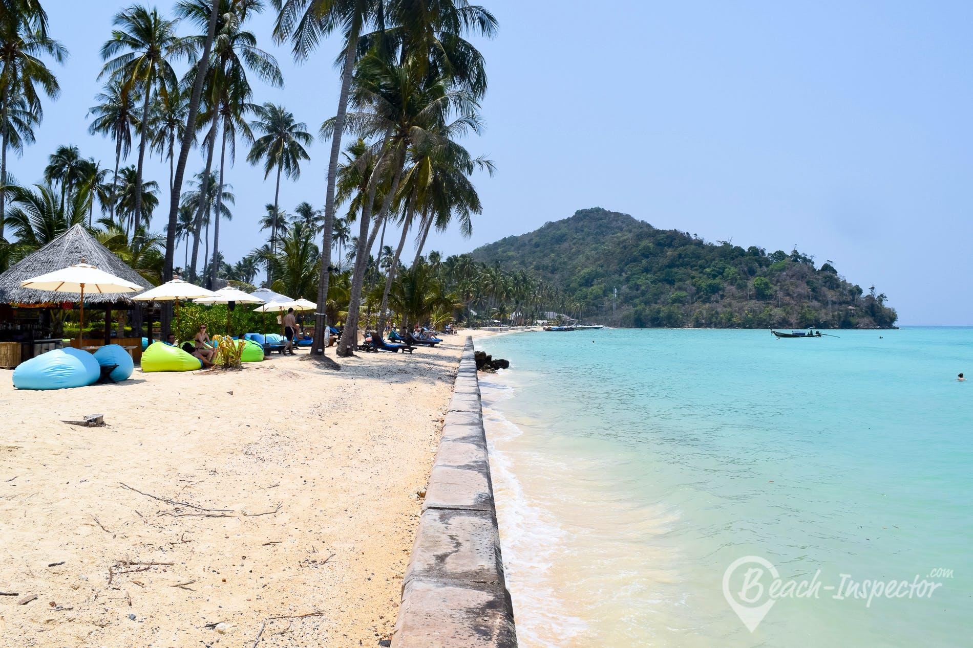 Playa Loh Bagao Bay, Koh Phi Phi, Tailandia