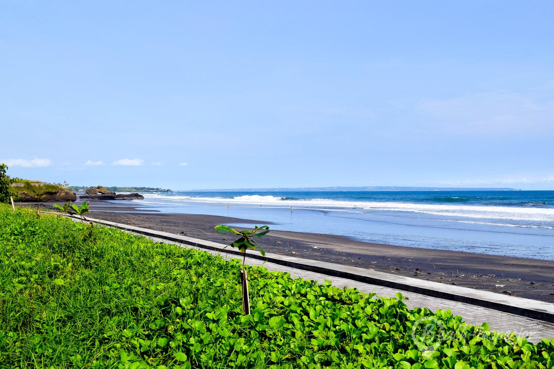Strand Gangga Beach, Bali, Indonesien