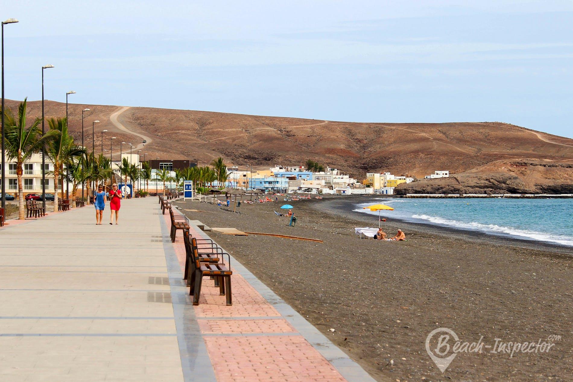 Strand Tarajalejo, Fuerteventura, Spanien