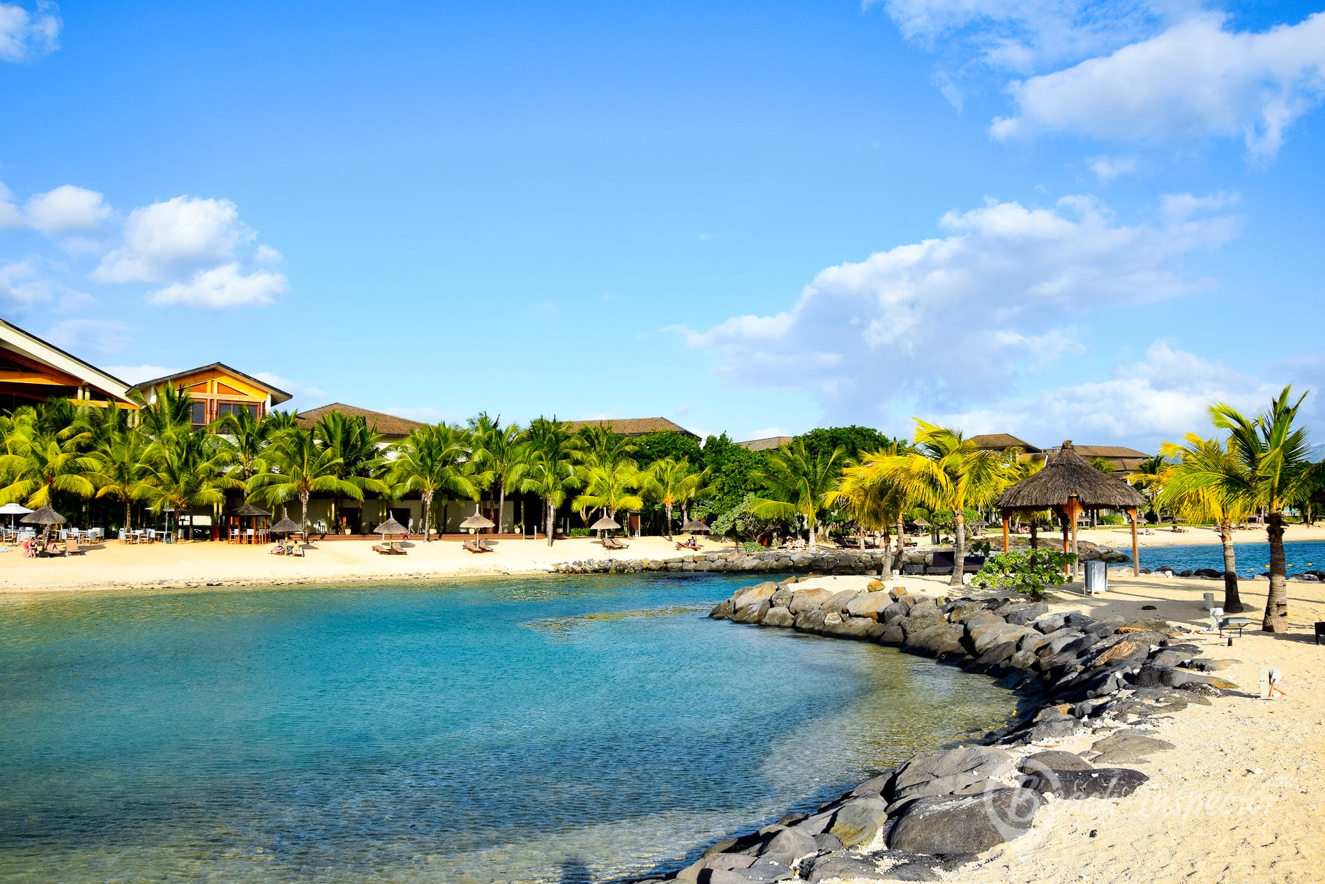 Beach InterContinental Resort Mauritius Beach, Mauritius,