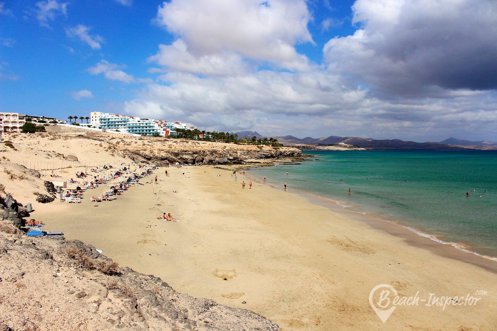 Playa Playa Esmeralda Nord, Fuerteventura, España