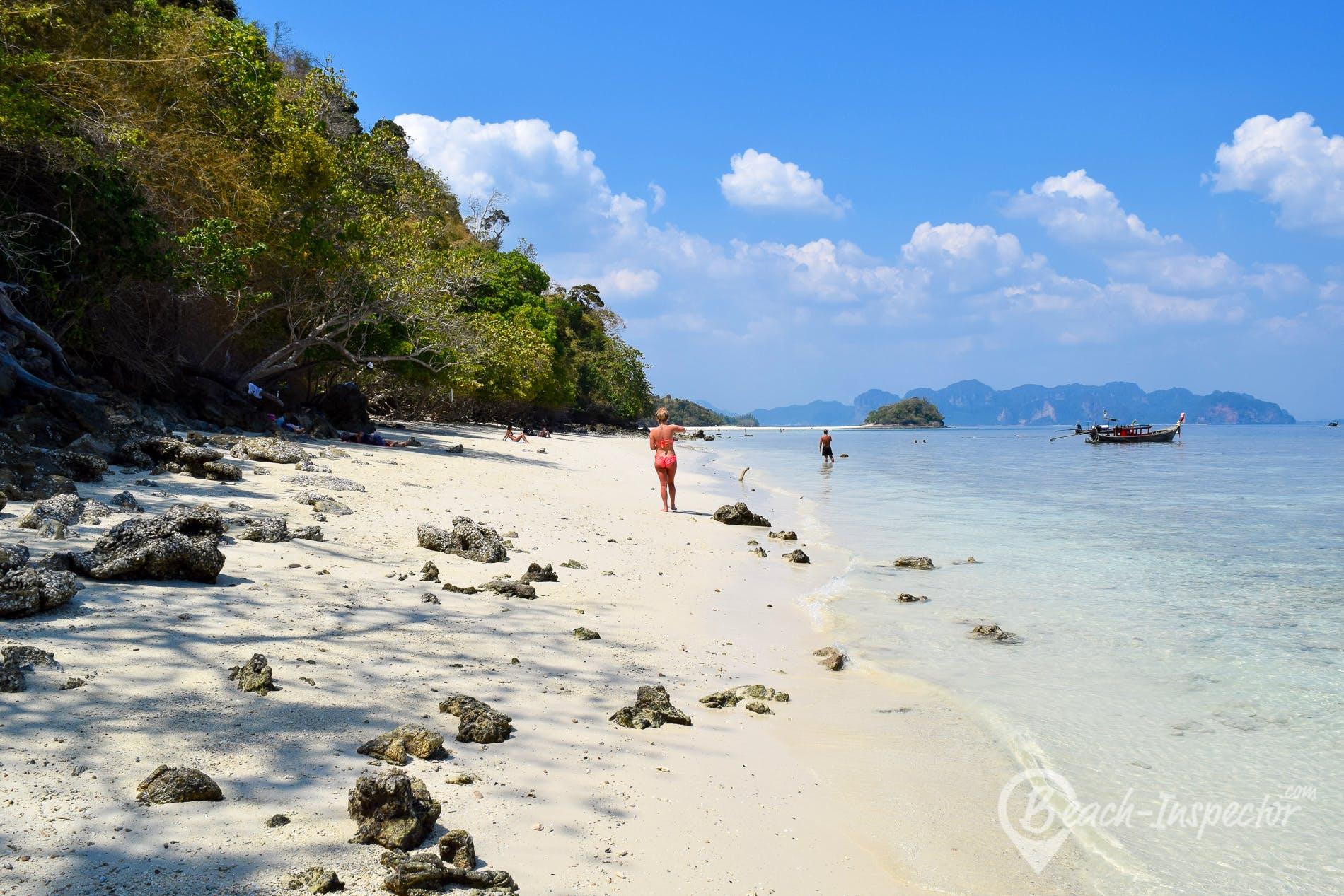 Strand Koh Khai Beach, Thailand, Thailand