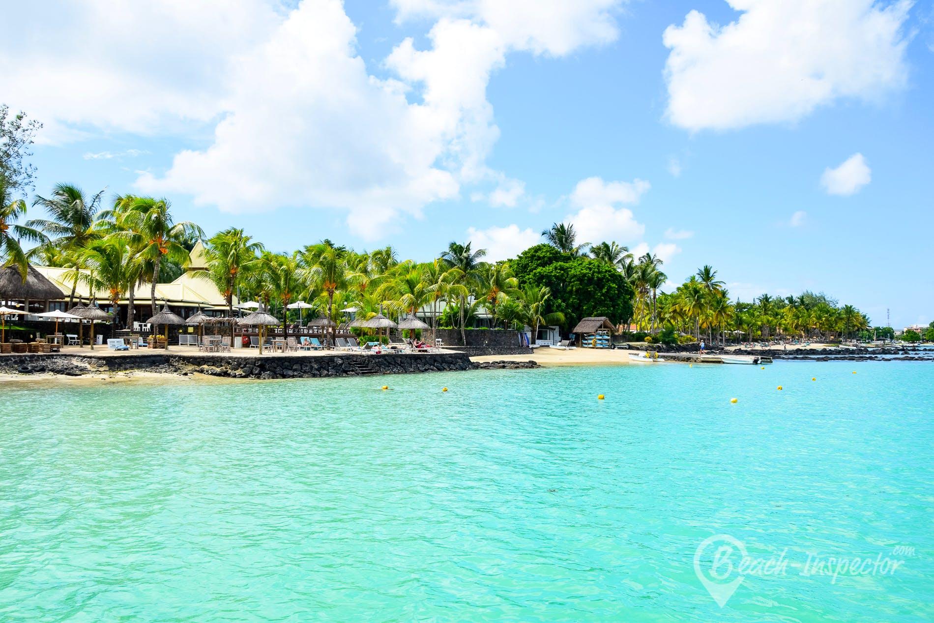 Strand Veranda Grand Baie Beach, Mauritius,