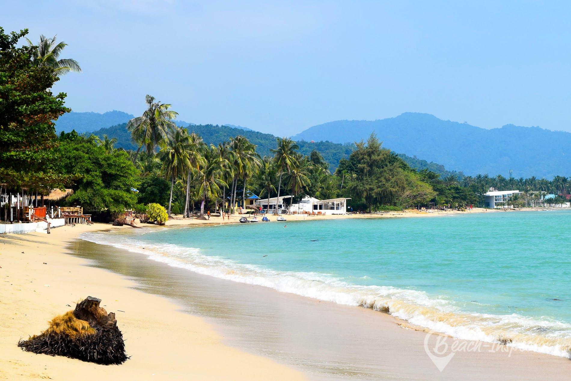 Strand Ban Tai Beach, Koh Phangan, Thailand
