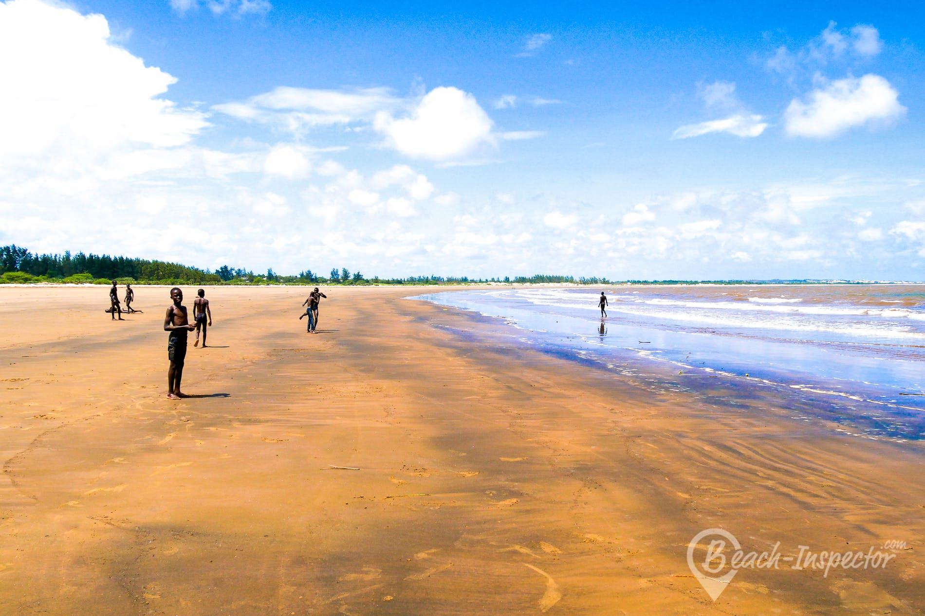 Strand Malindi Beach, Kenia, Kenia