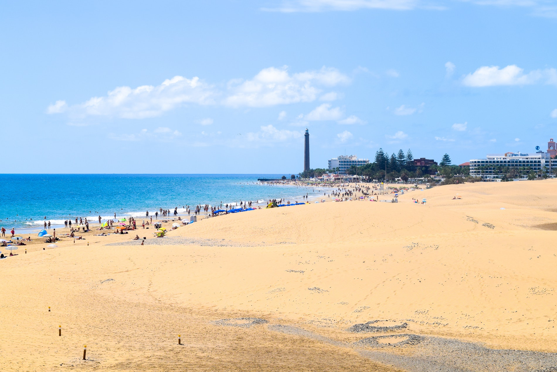 Highlight Playa De Maspalomas