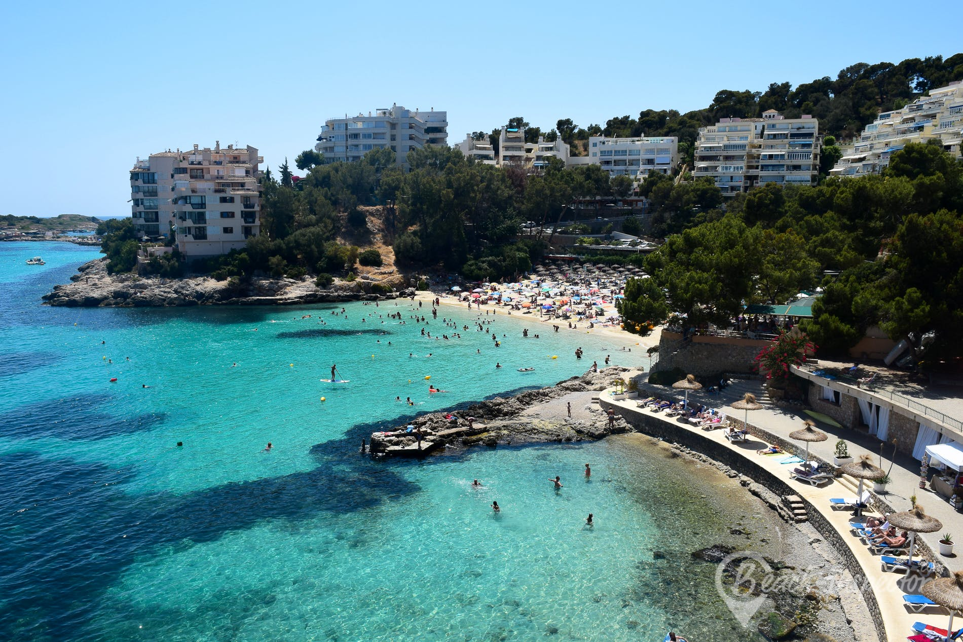 Playa de Illetas  Majorca – All information and insider tips for the beach