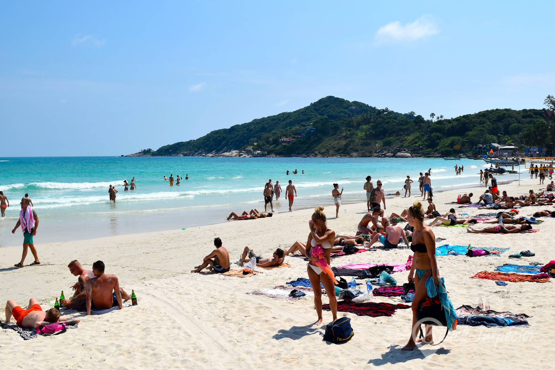 Haad Rin Beach Koh Phangan Pictures videos insider tips