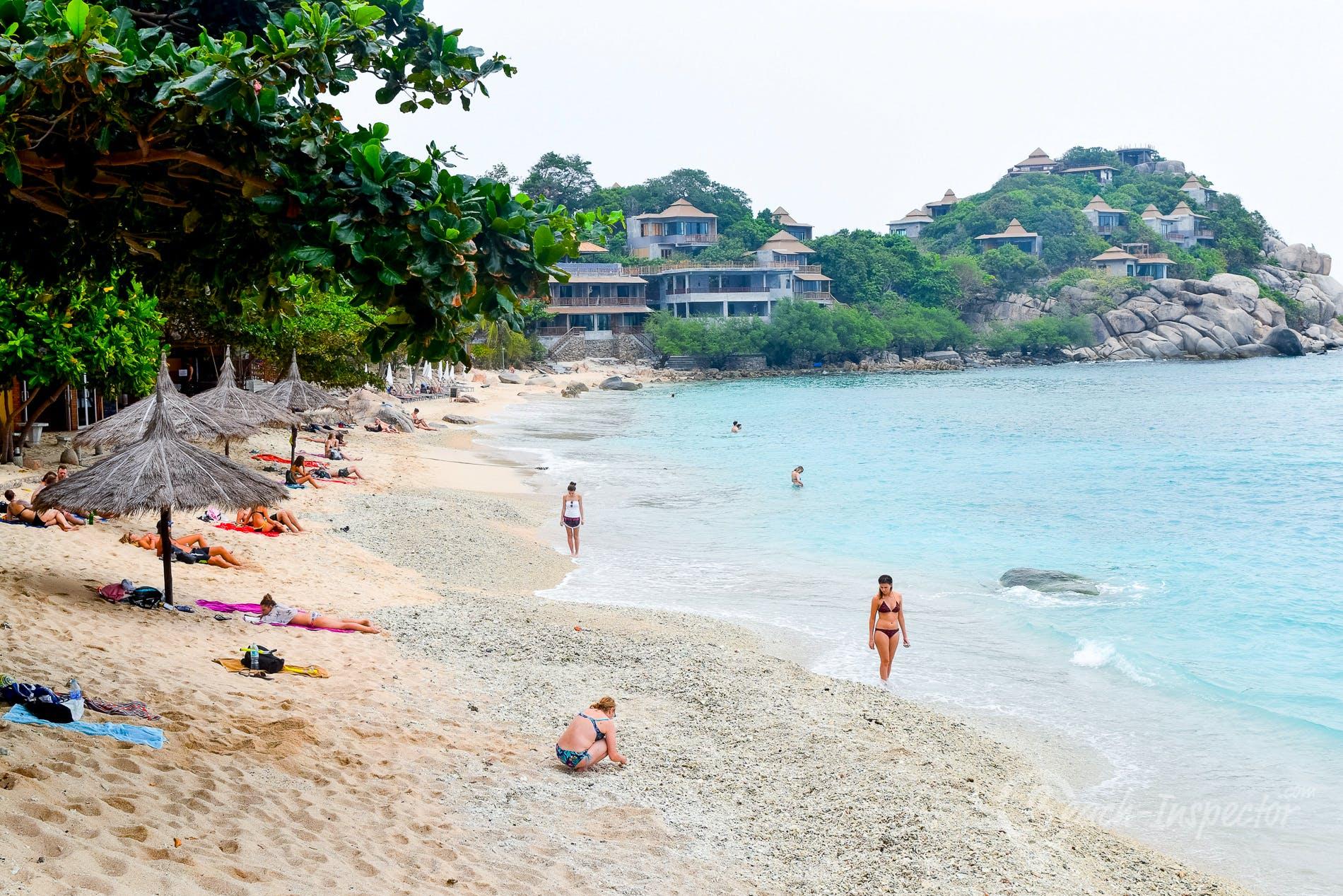 Playa Sai Daeng Beach, Koh Tao, Tailandia