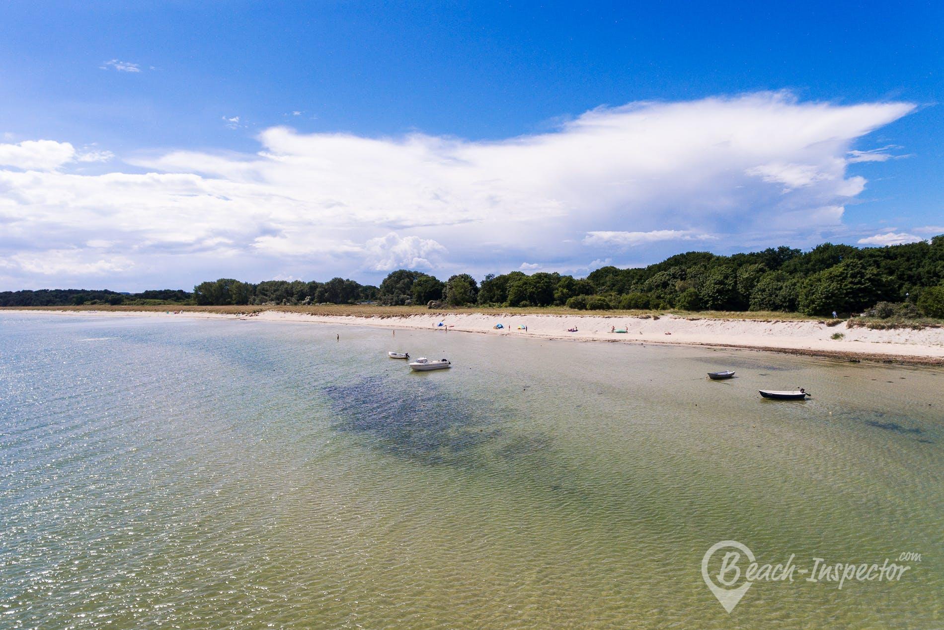 Playa Südstrand Göhren, Rügen, Alemania
