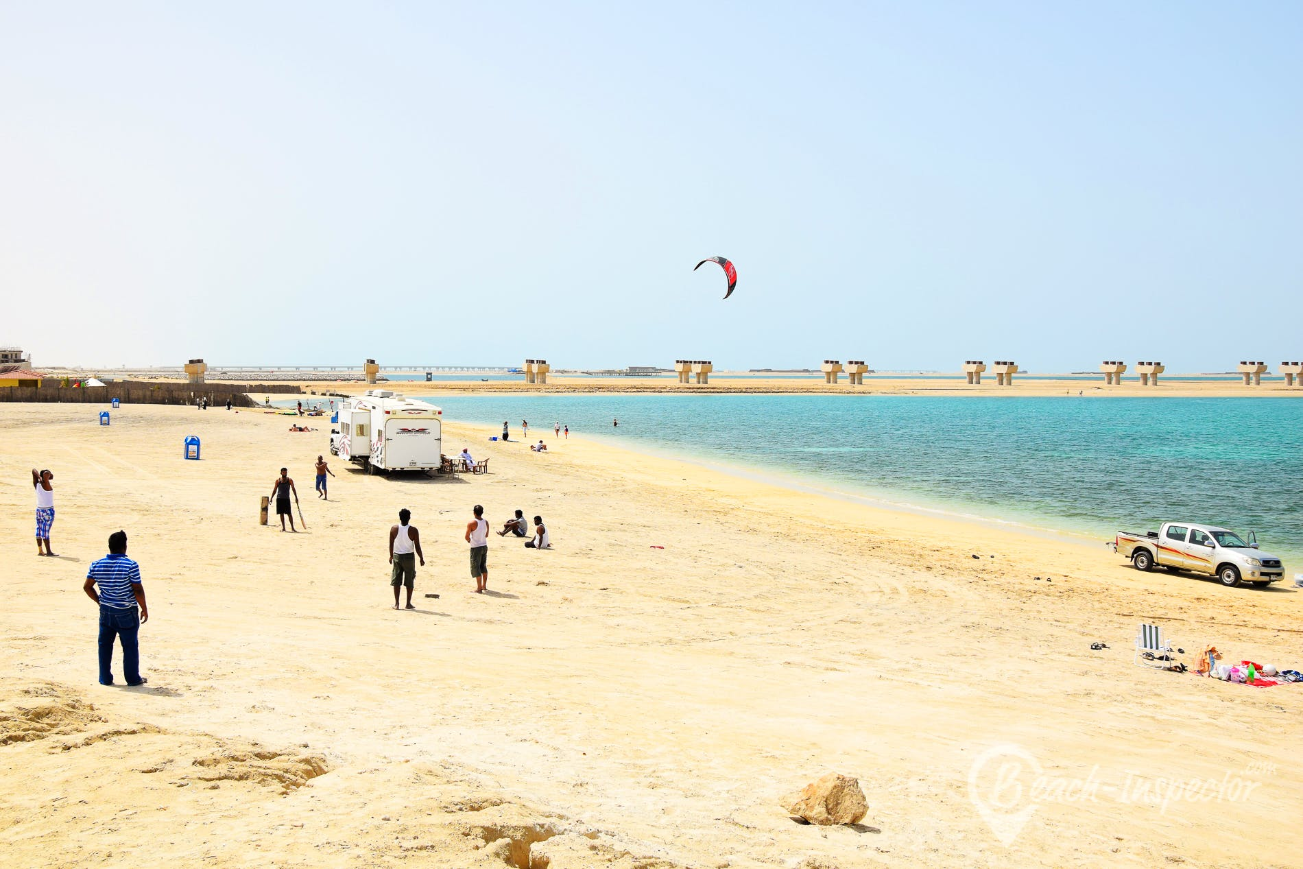 Beach Jebel Ali Open Beach, Dubai,