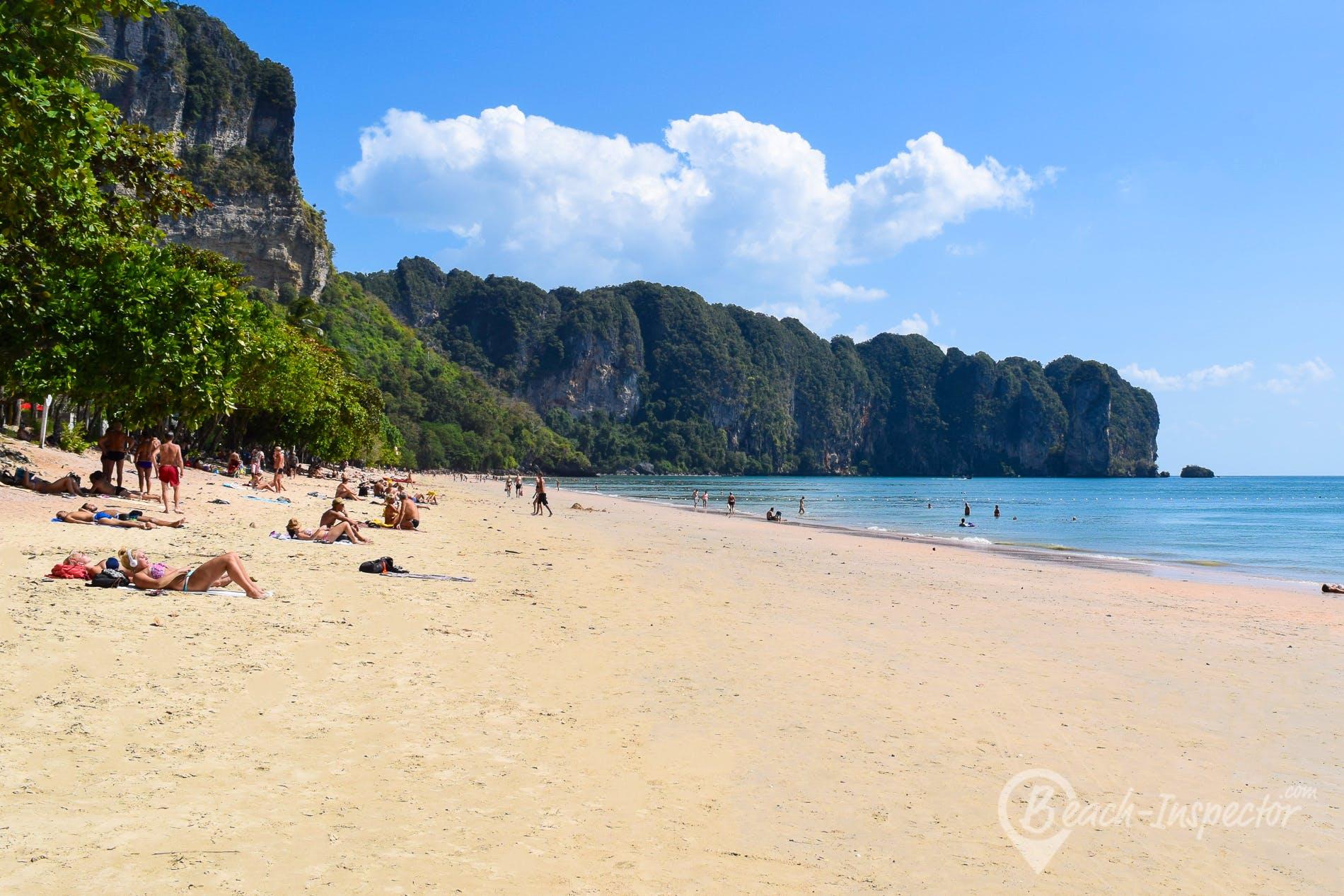 Strand Ao Nang Beach, Thailand, Thailand