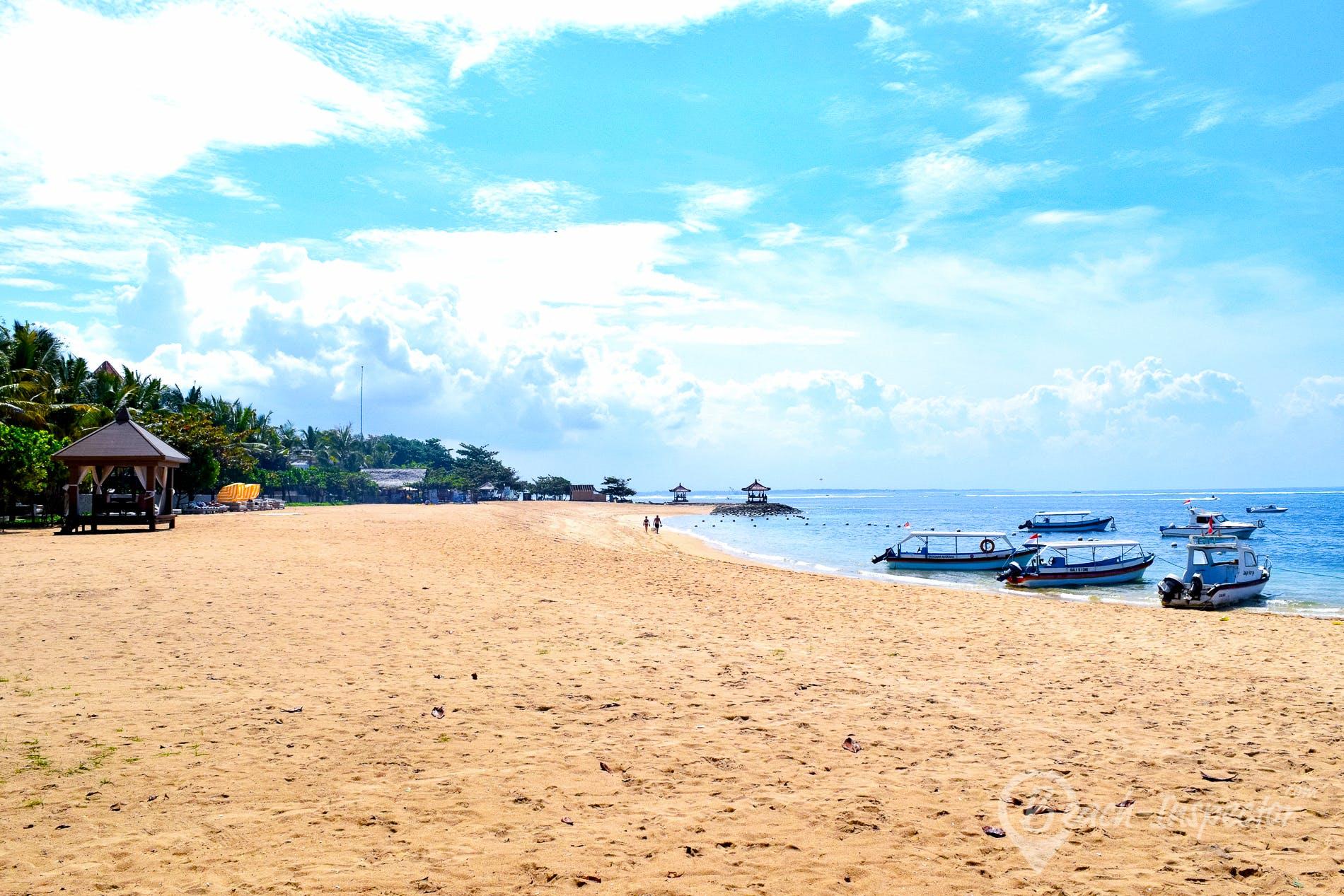 Beach Benoa Beach, Bali, Indonesia