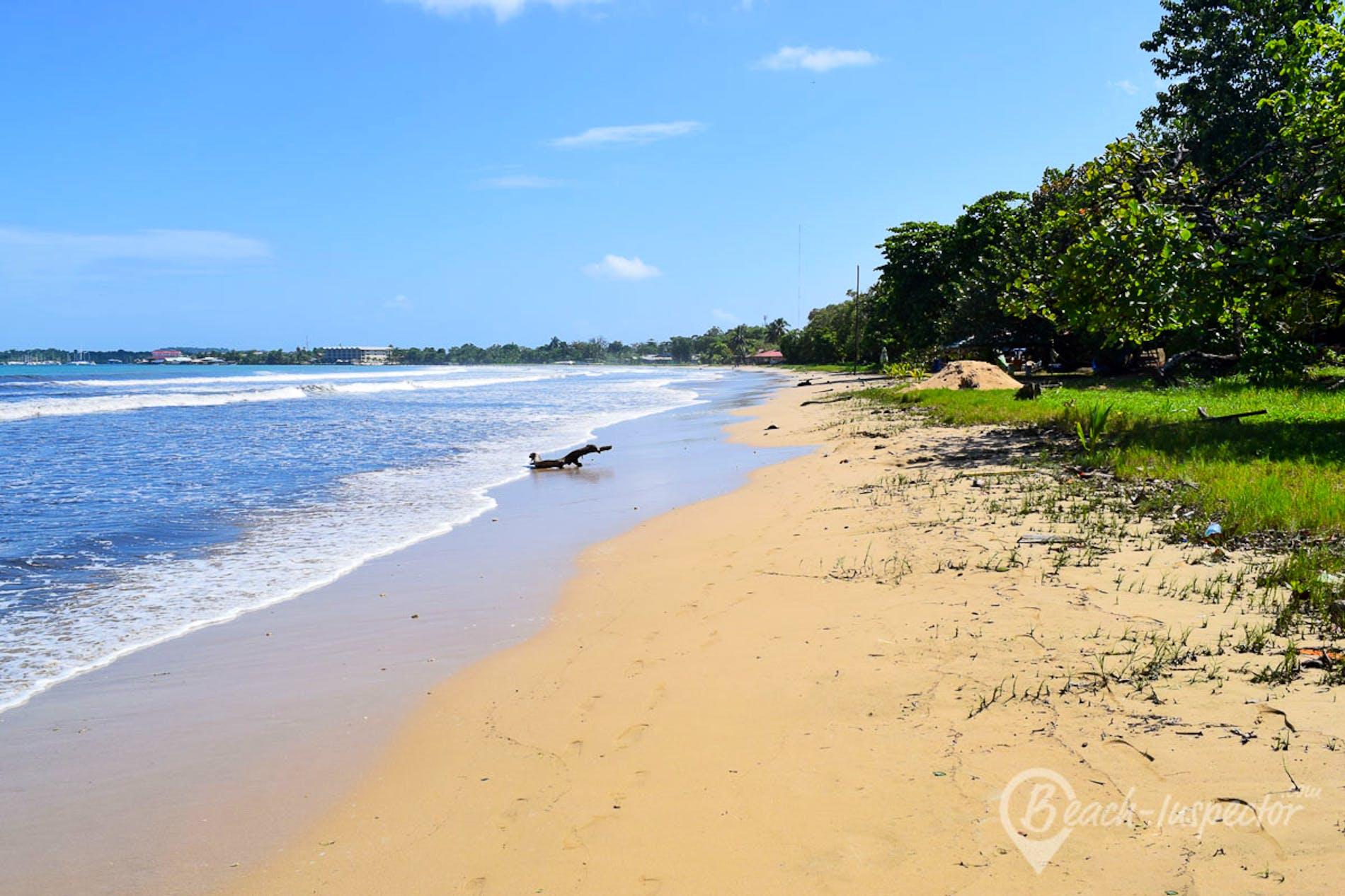 Beach Playa La Cabaña, Panama, Panama