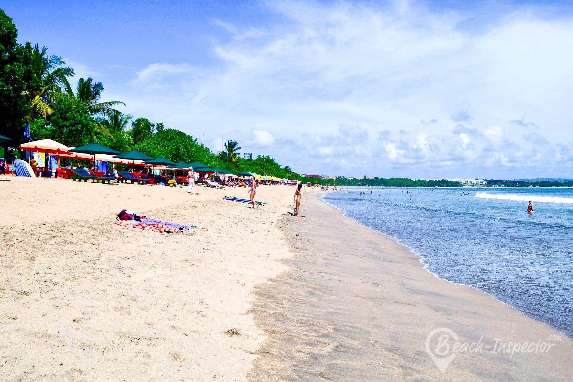 Playa Kuta Beach, Bali, Indonesia
