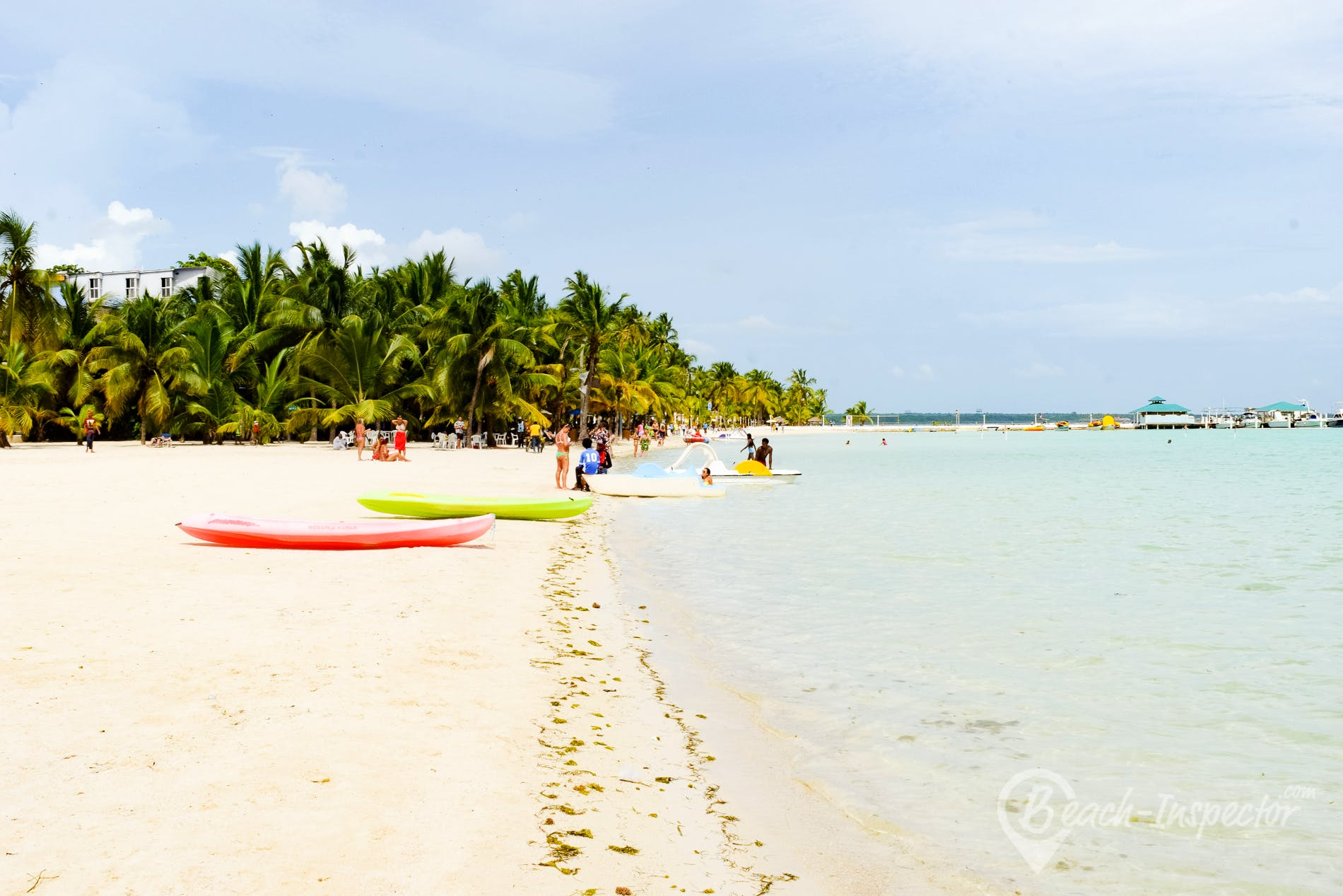 Playa Playa de Boca Chica, República Dominicana, República Dominicana