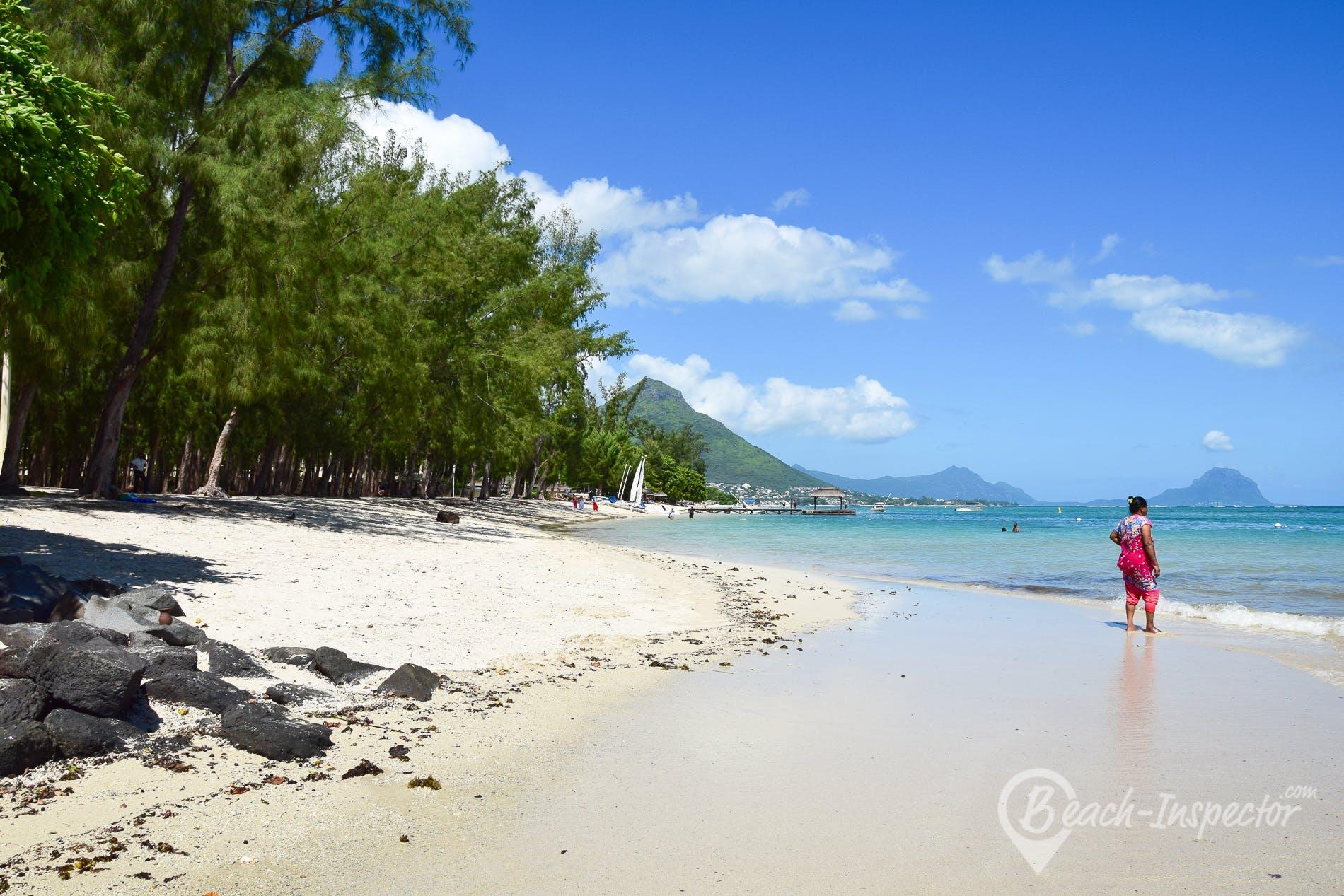 Playa Wolmar Beach, Mauricio,