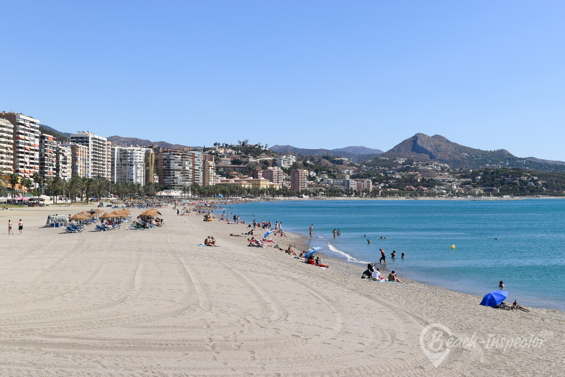 Playa de la Malagueta Costa del Sol Pictures videos insider tips
