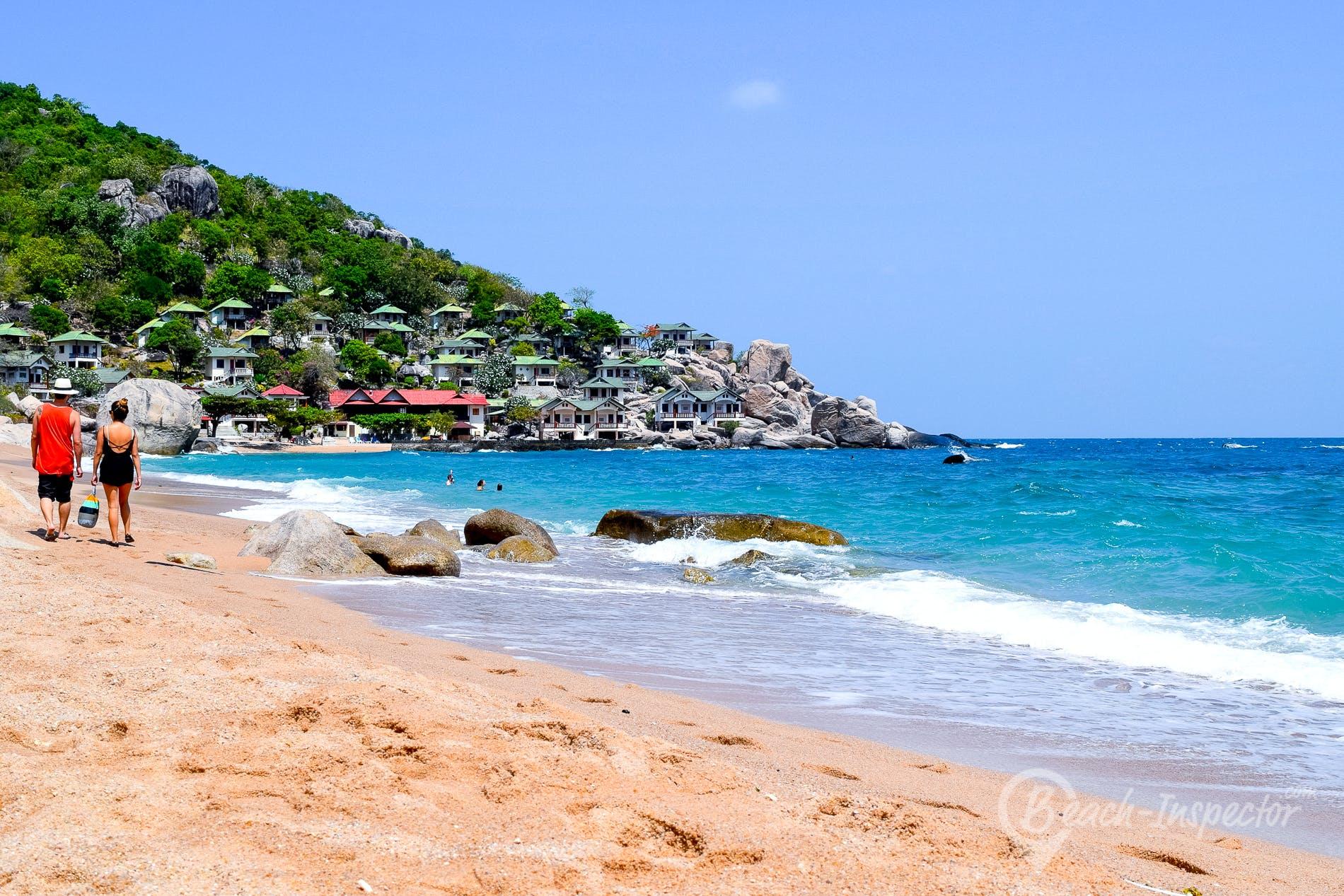 Beach Tanote Bay, Koh Tao, Thailand