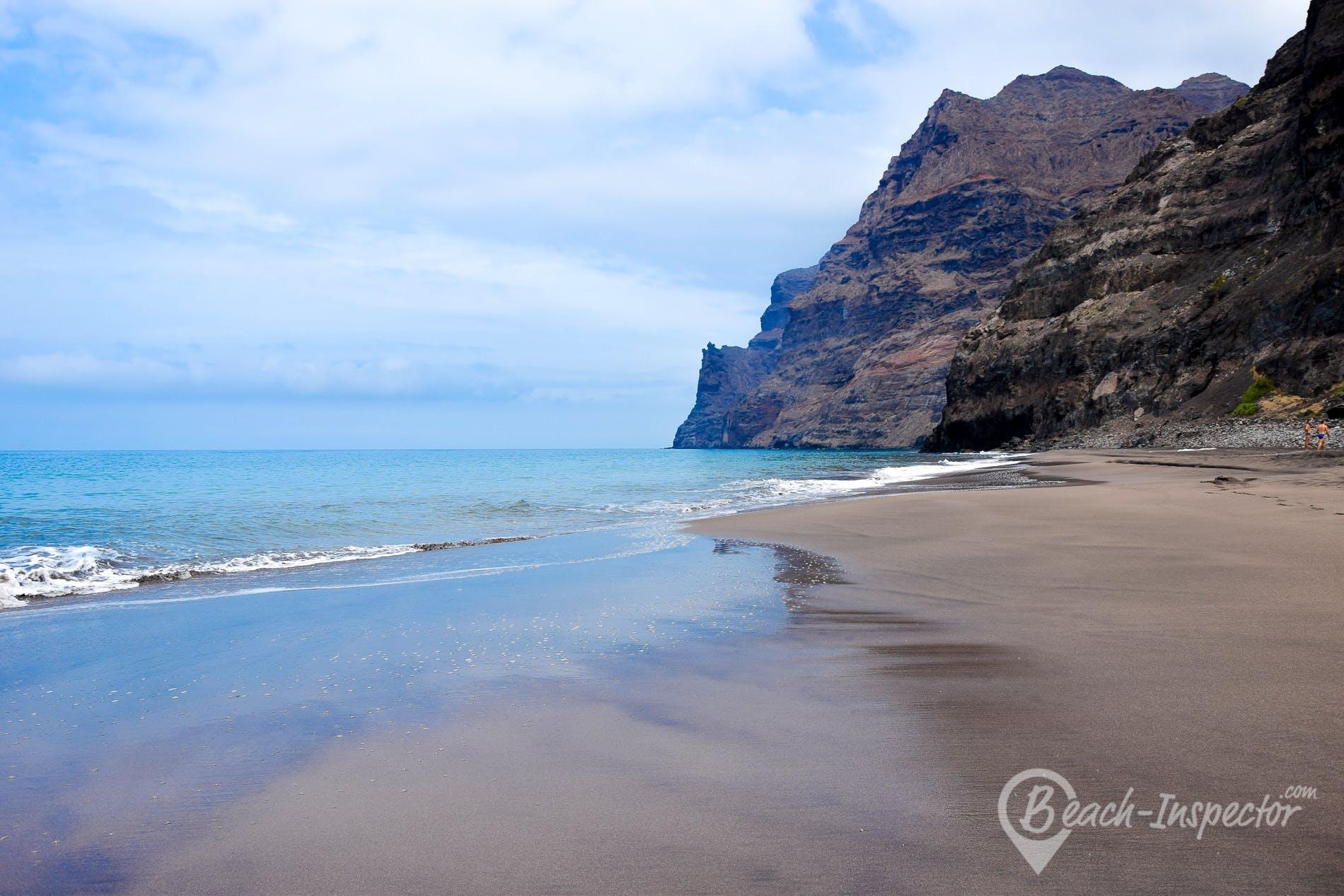 Playa Playa de Güigüi, Gran Canaria, España