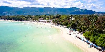 Chaweng Beach Thailand Bilder Videos Insidertipps