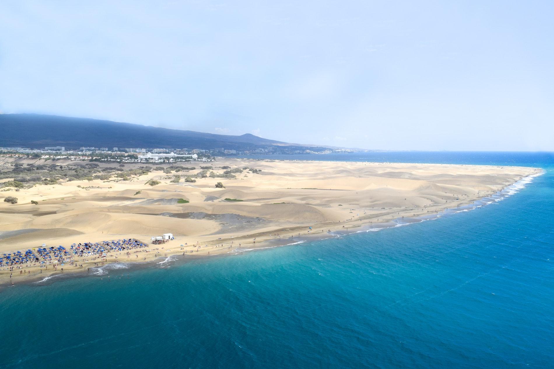 Playa Del Inglés Gran Canaria Bilder Videos Insidertipps