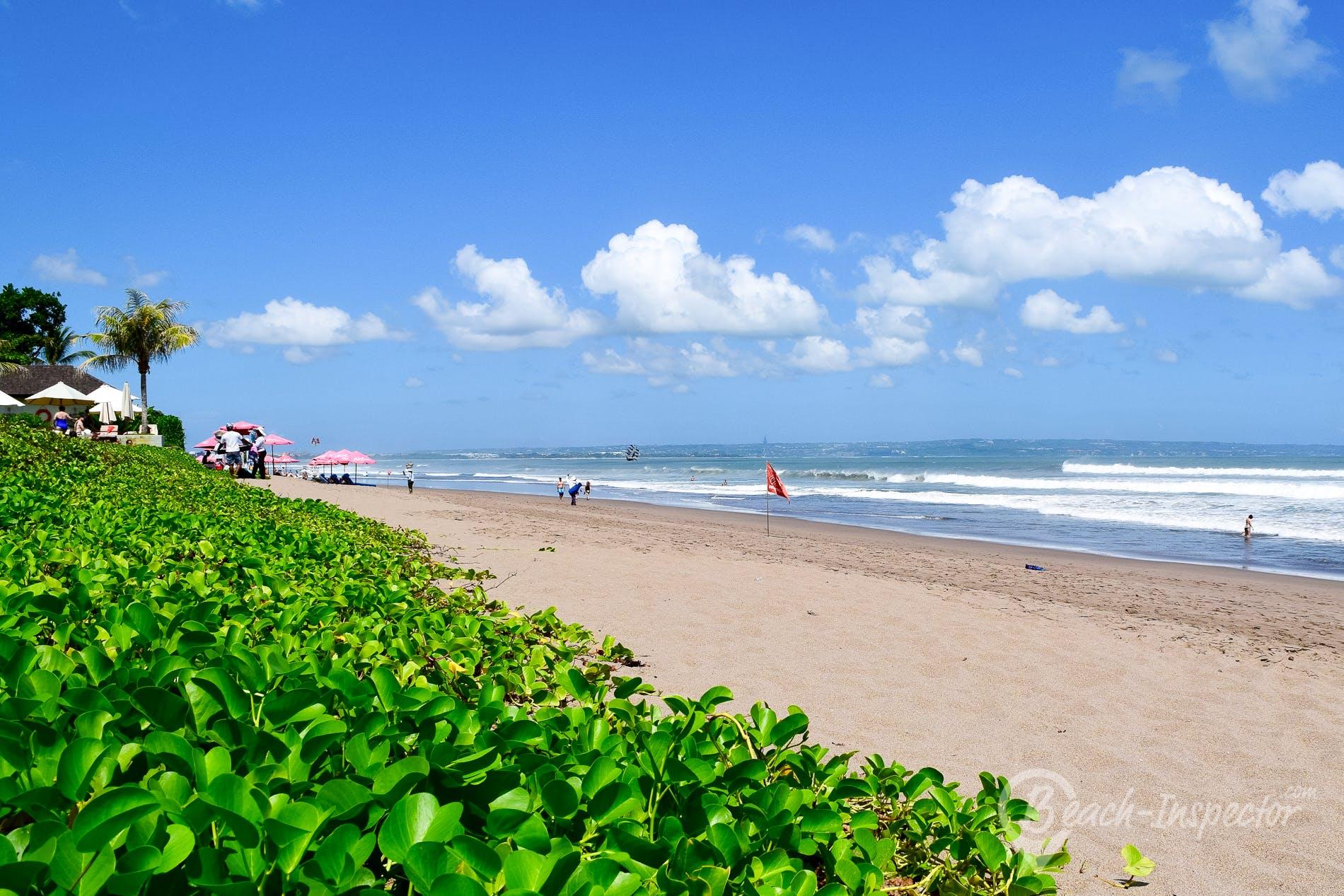 Playa Seminyak Beach, Bali, Indonesia