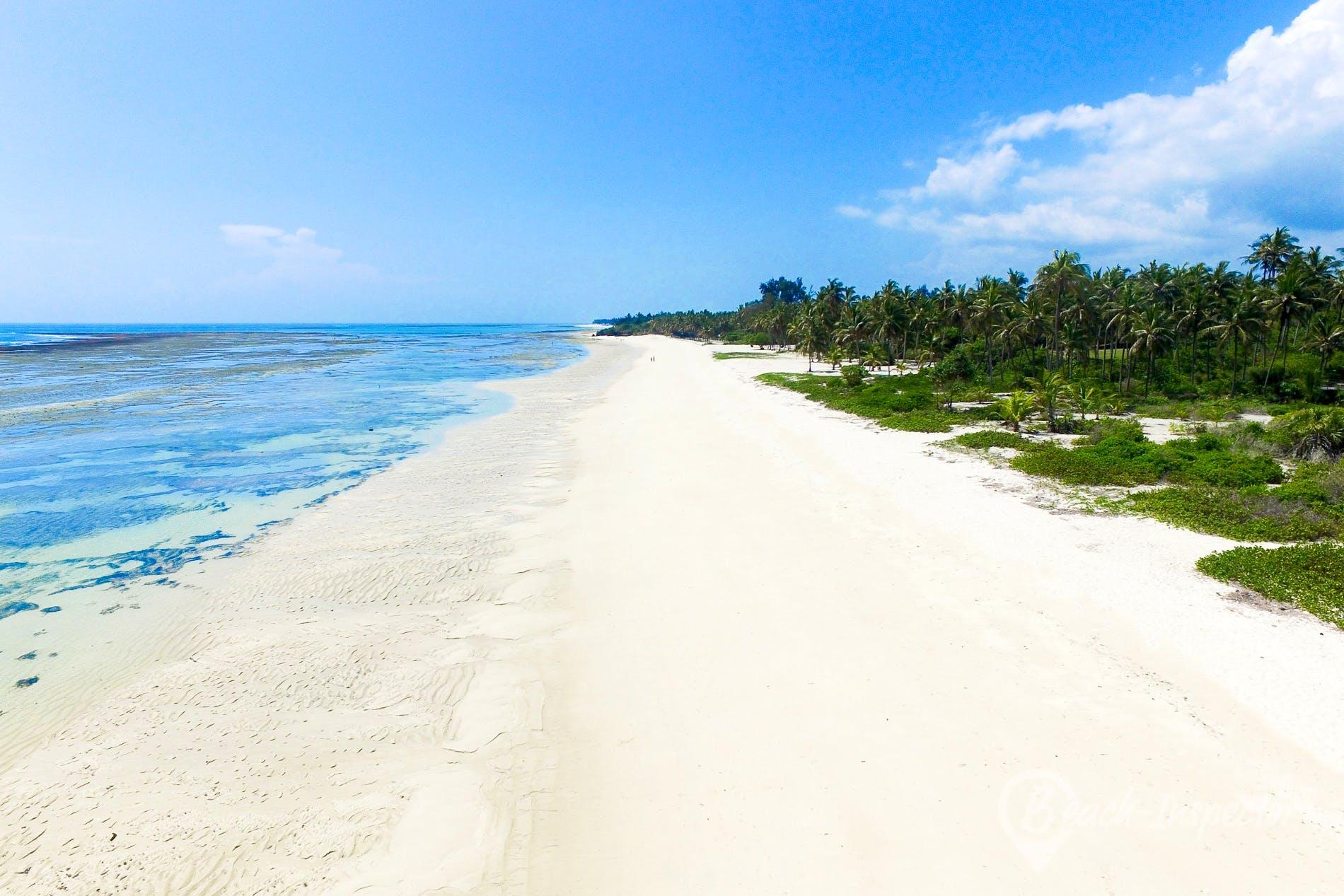 Strand Tiwi Beach, Kenia, Kenia