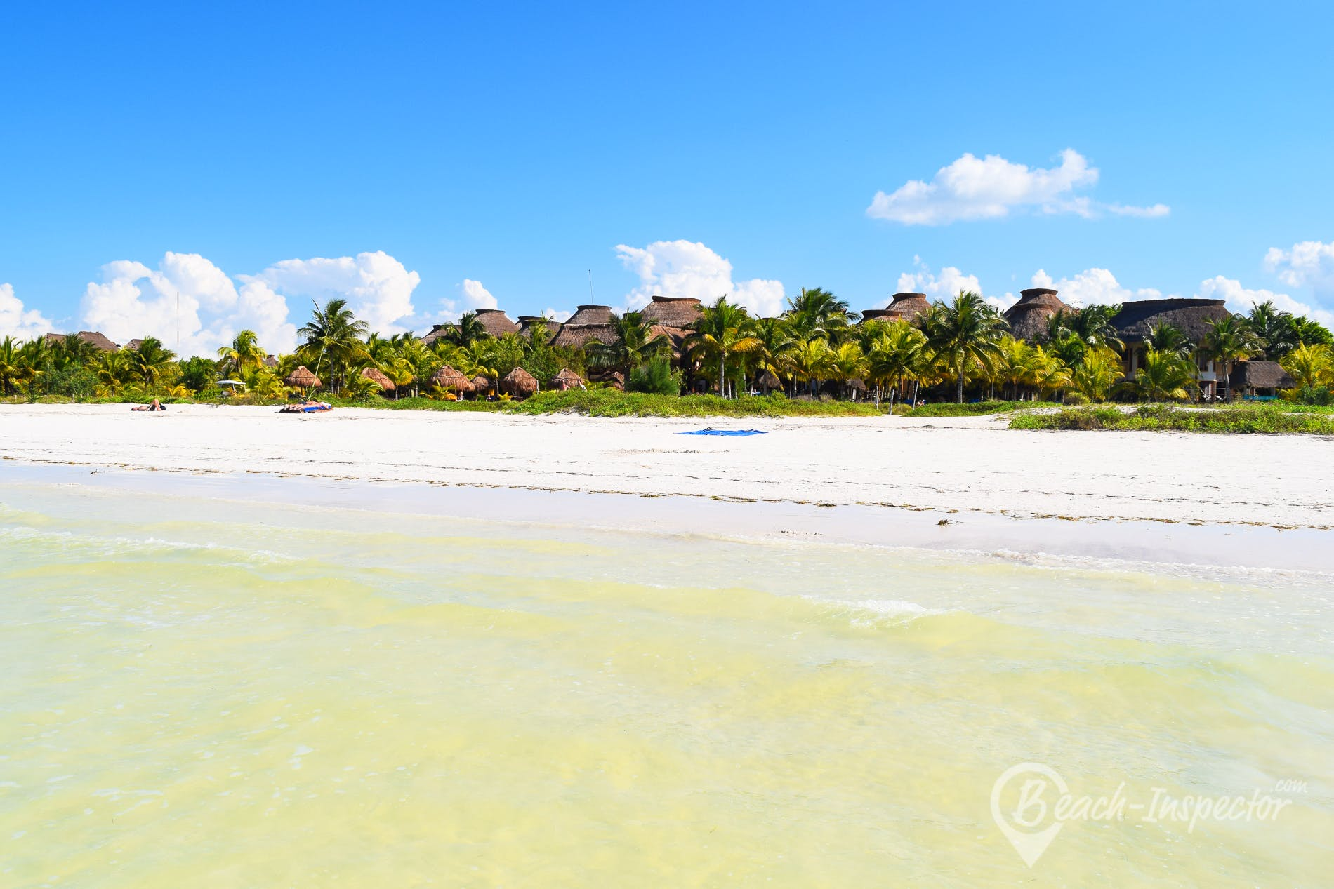 Beach Playa Holbox Este, Mexico, Mexico