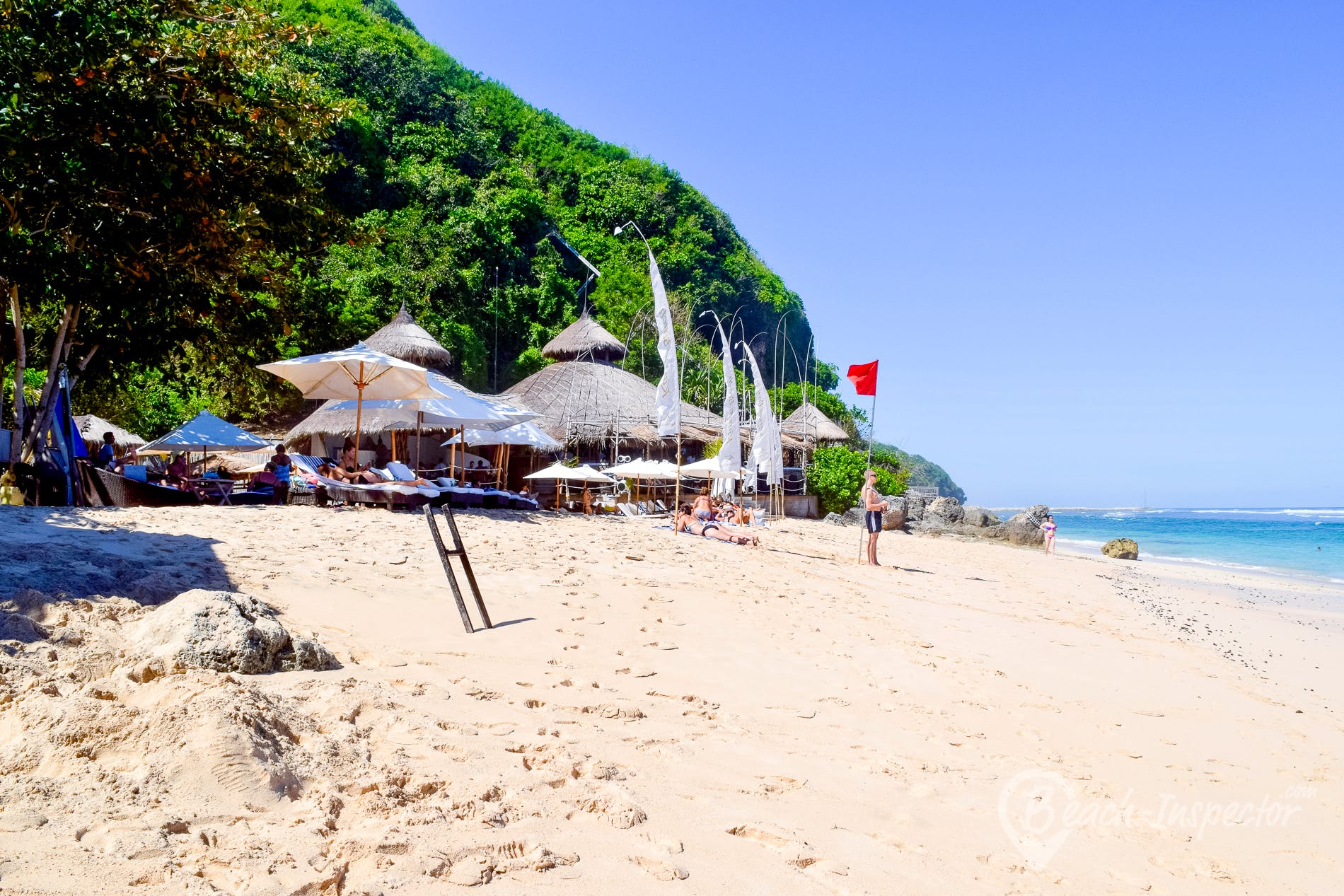 Playa Ungasan Beach, Bali, Indonesia