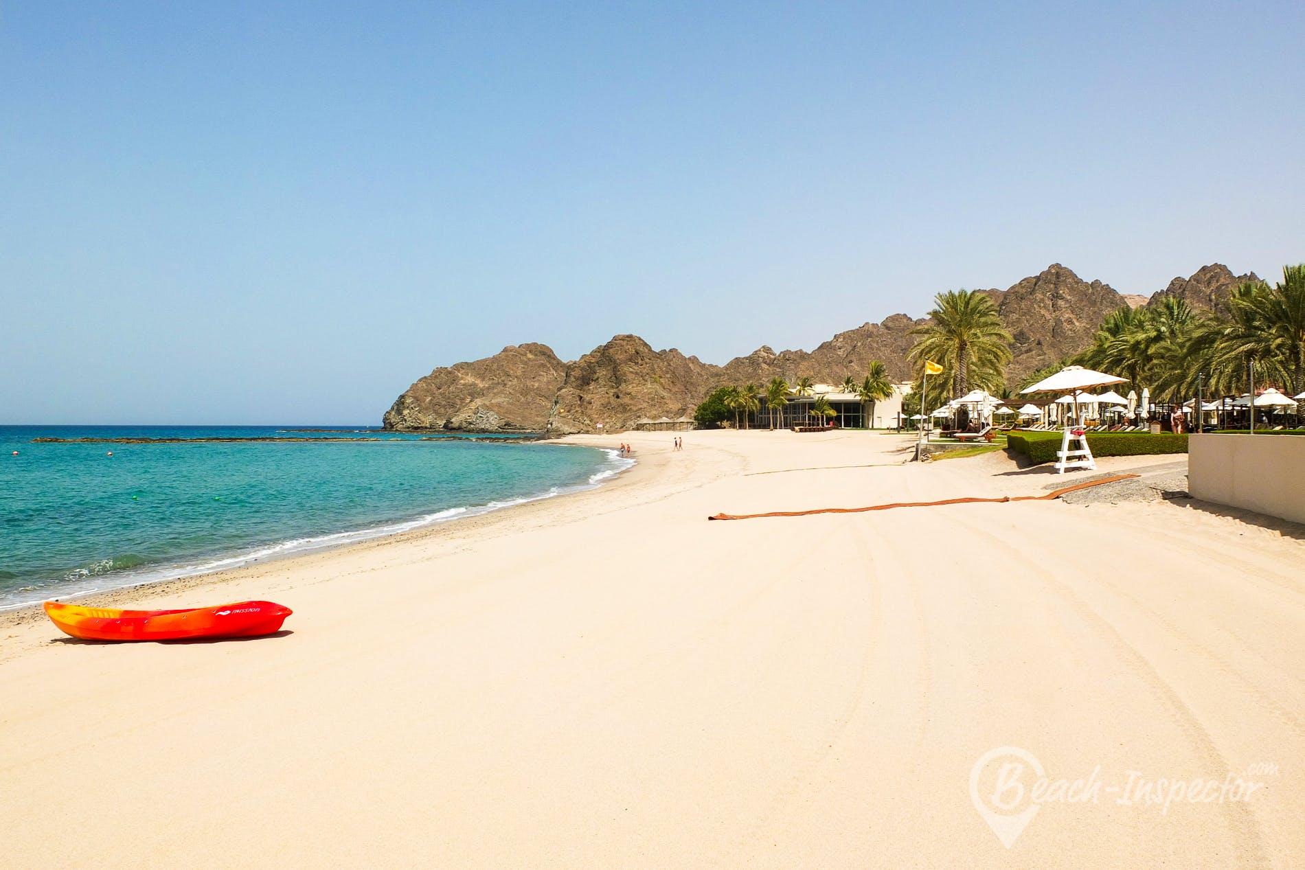Playa Al Bustan Beach, Omán, Omán