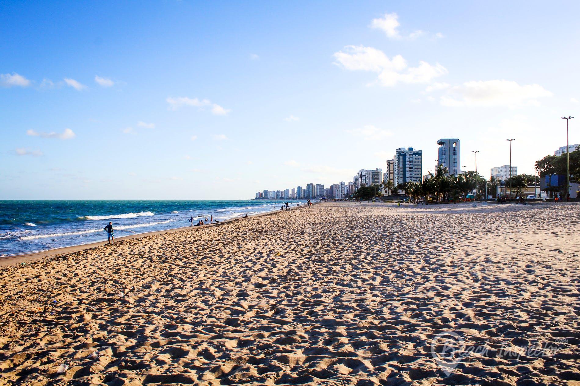 Beach Praia de Piedade, Pernambuco, Brazil