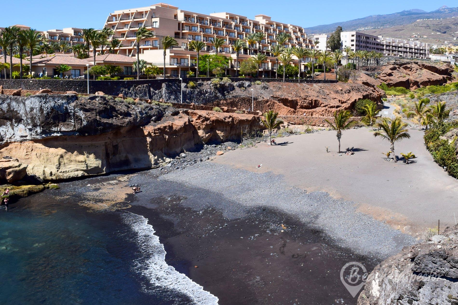 Beach Las Galgas, Tenerife, Spain