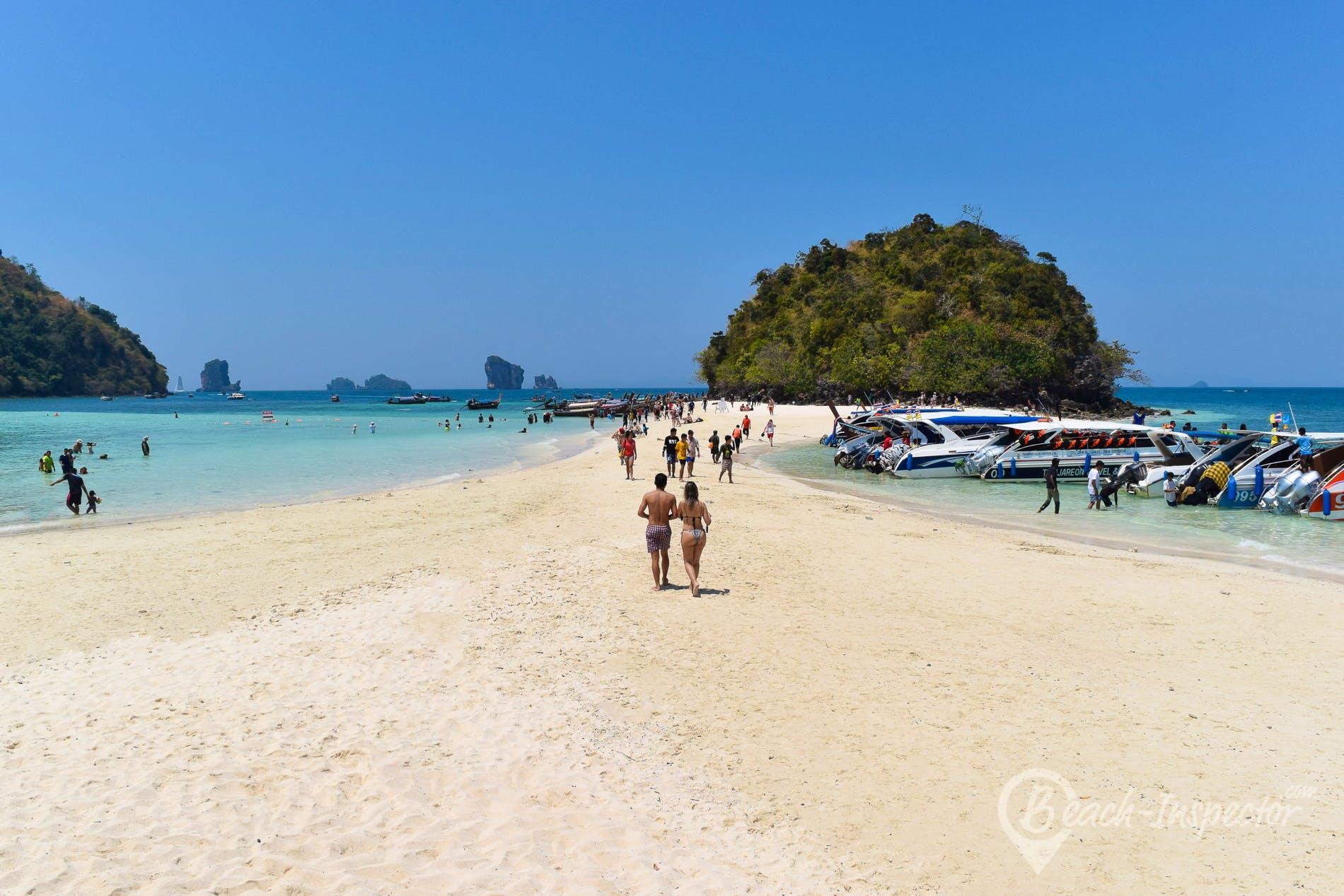 Strand Koh Tub Beach, Thailand, Thailand