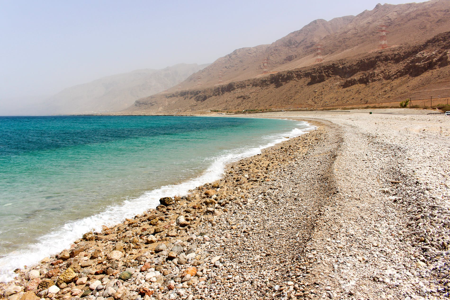 Playa Tiwi Beach, Omán, Omán