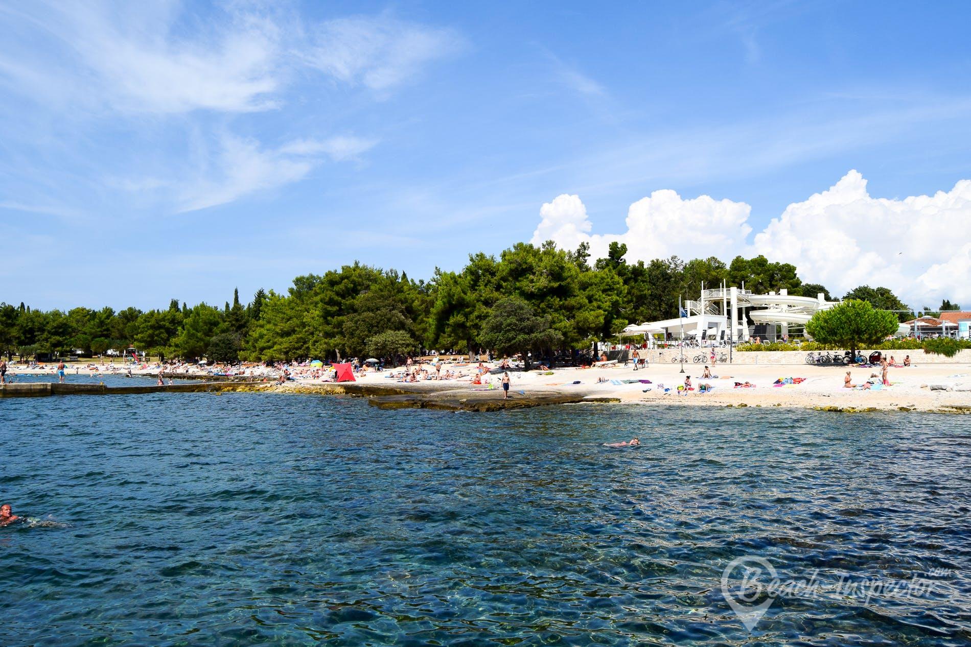 Strand Villas Rubin, Istrien, Kroatien