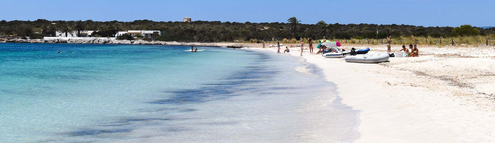 Playa de Espalmador Formentera Pictures, videos & insider tips