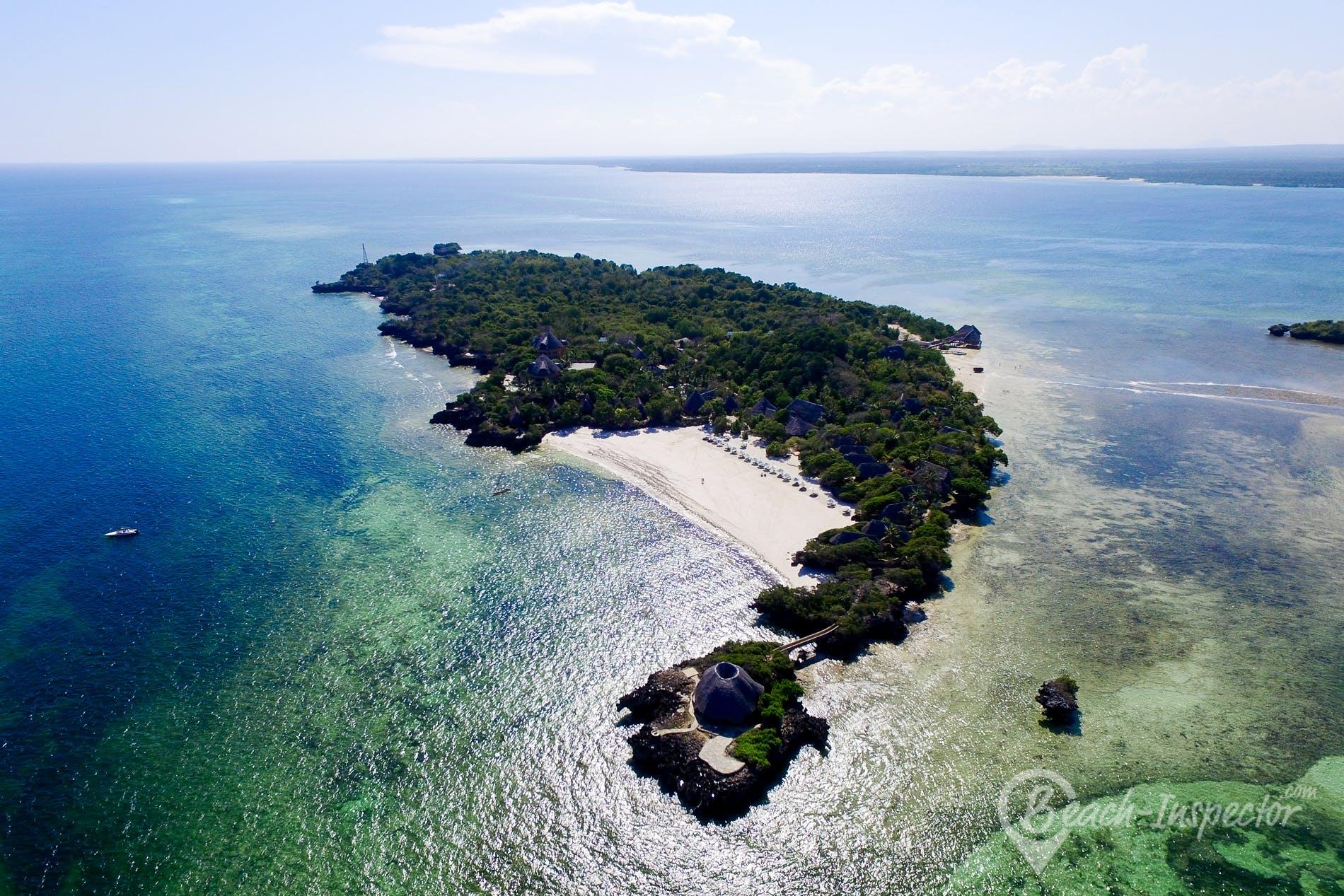 Strand Chale Beach, Kenia, Kenia