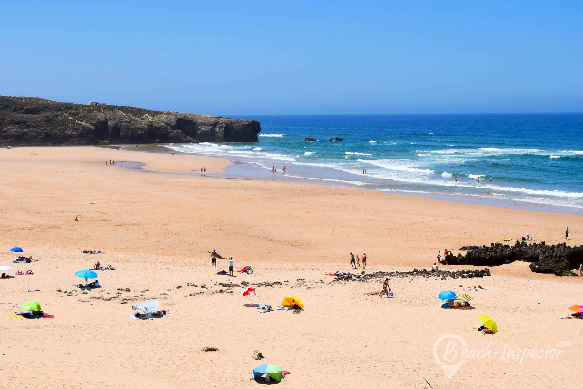 Playa Praia da Amoreira, Algarve, Portugal