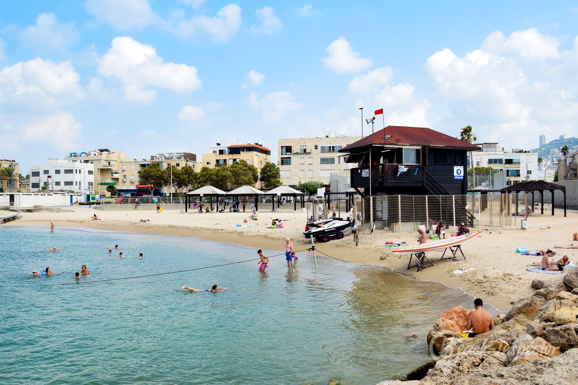 Strand Galim Beach, Israel, Israel