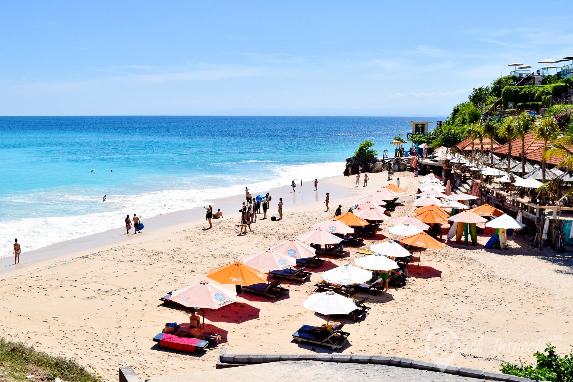 Playa Dreamland Beach, Bali, Indonesia
