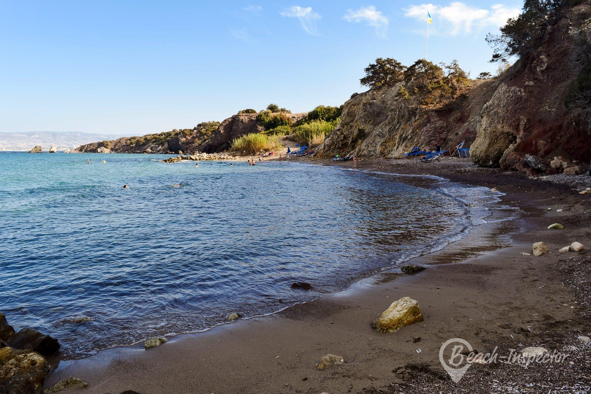 Playa Loutra Aphrodites Beach, Chipre, Chipre