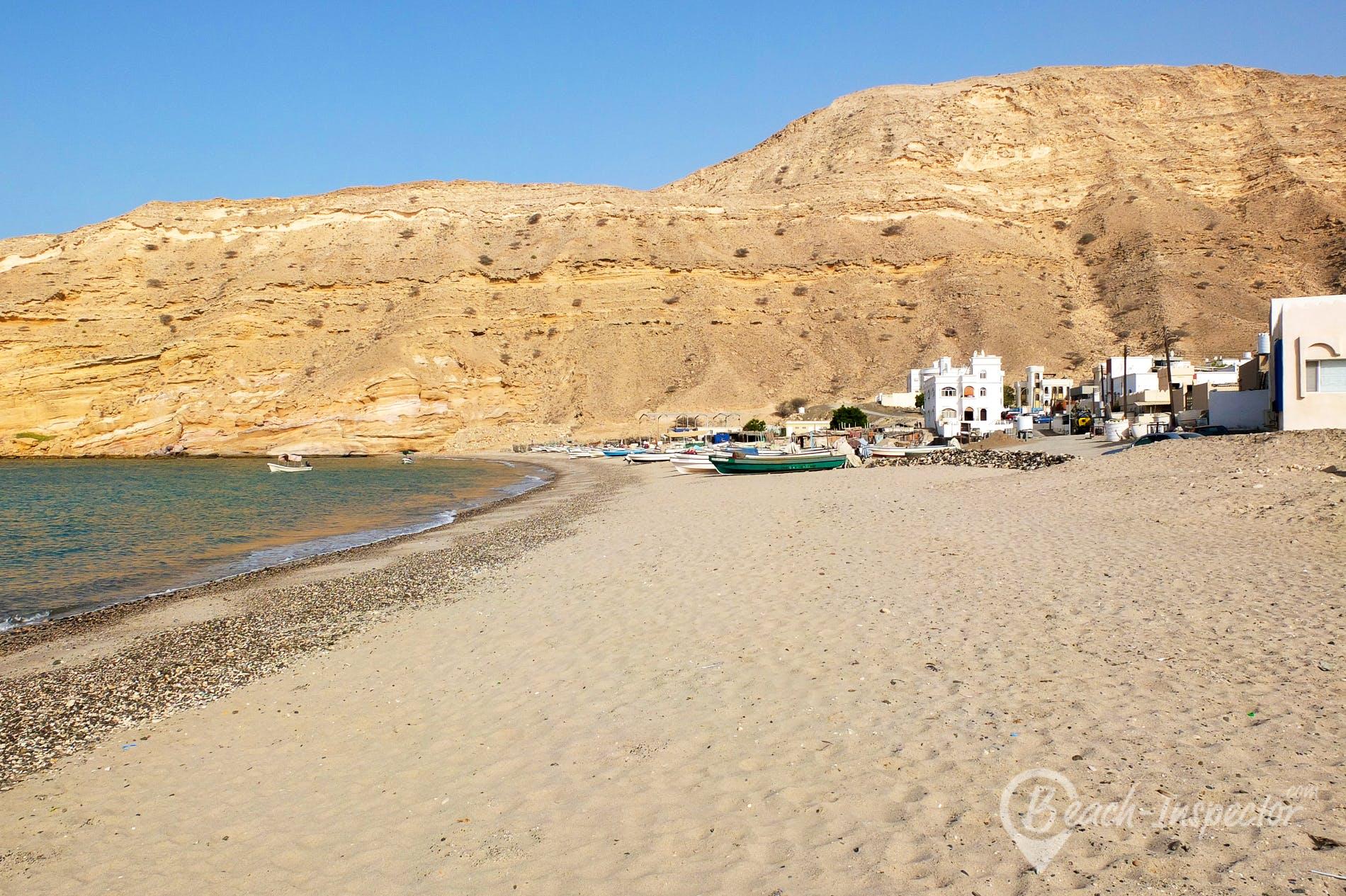 Strand Qantab Beach, Oman, Oman