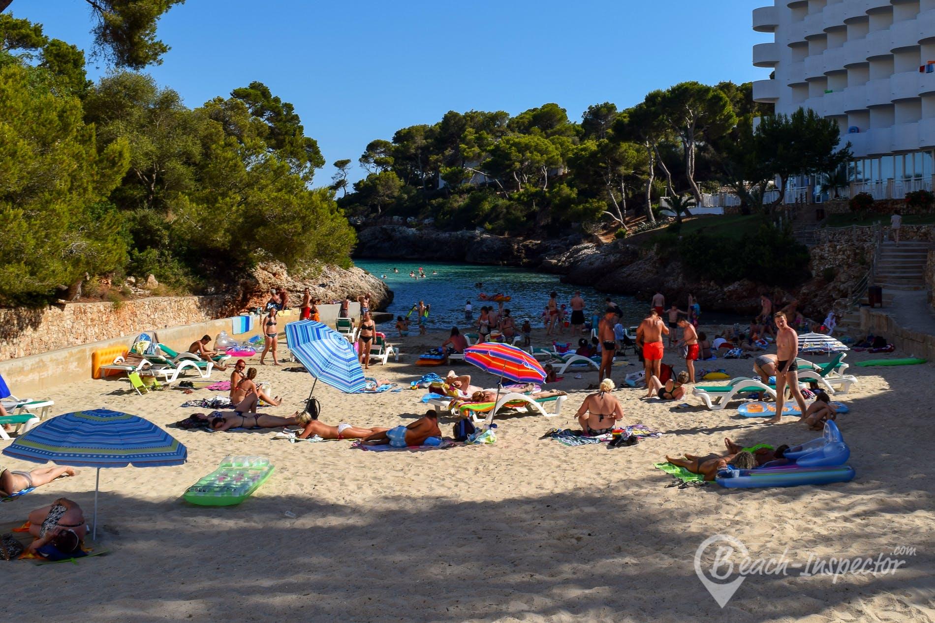Playa Cala Egos, Mallorca, España
