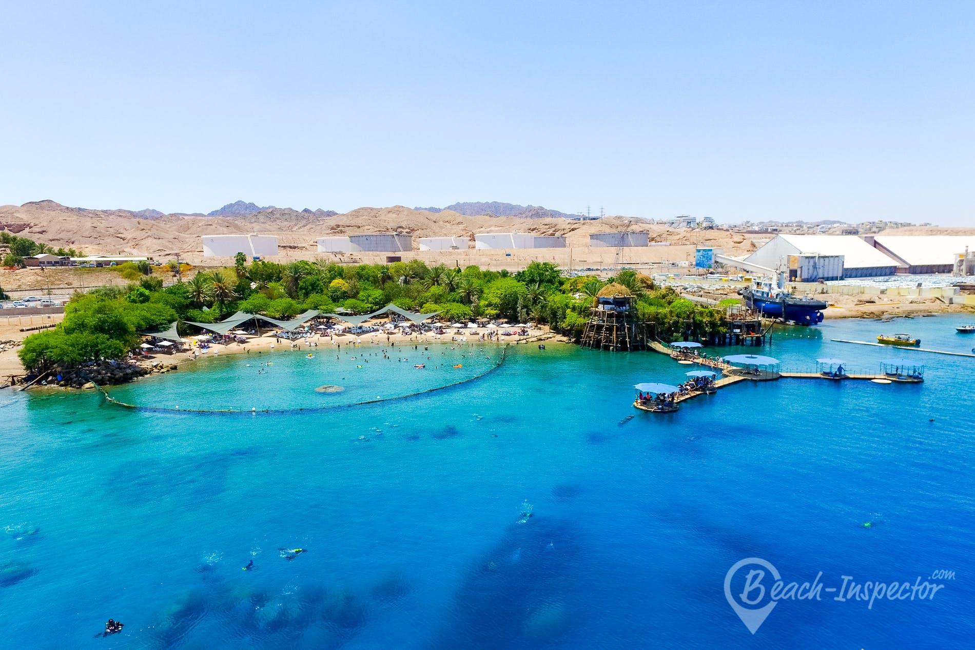 Playa Dolphin Reef Beach, Israel, Israel