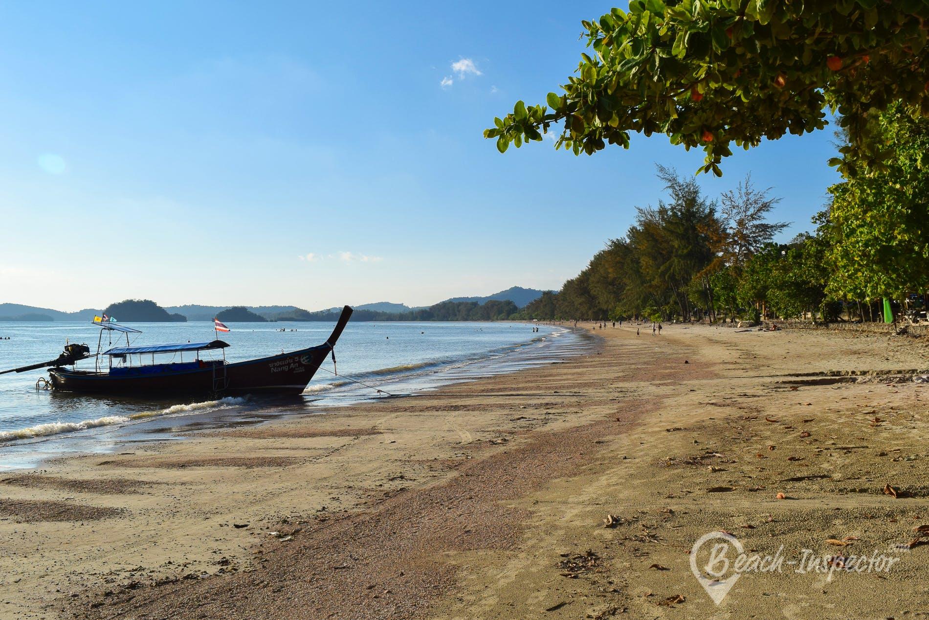 Playa Nopparat Thara Beach, Tailandia, Tailandia