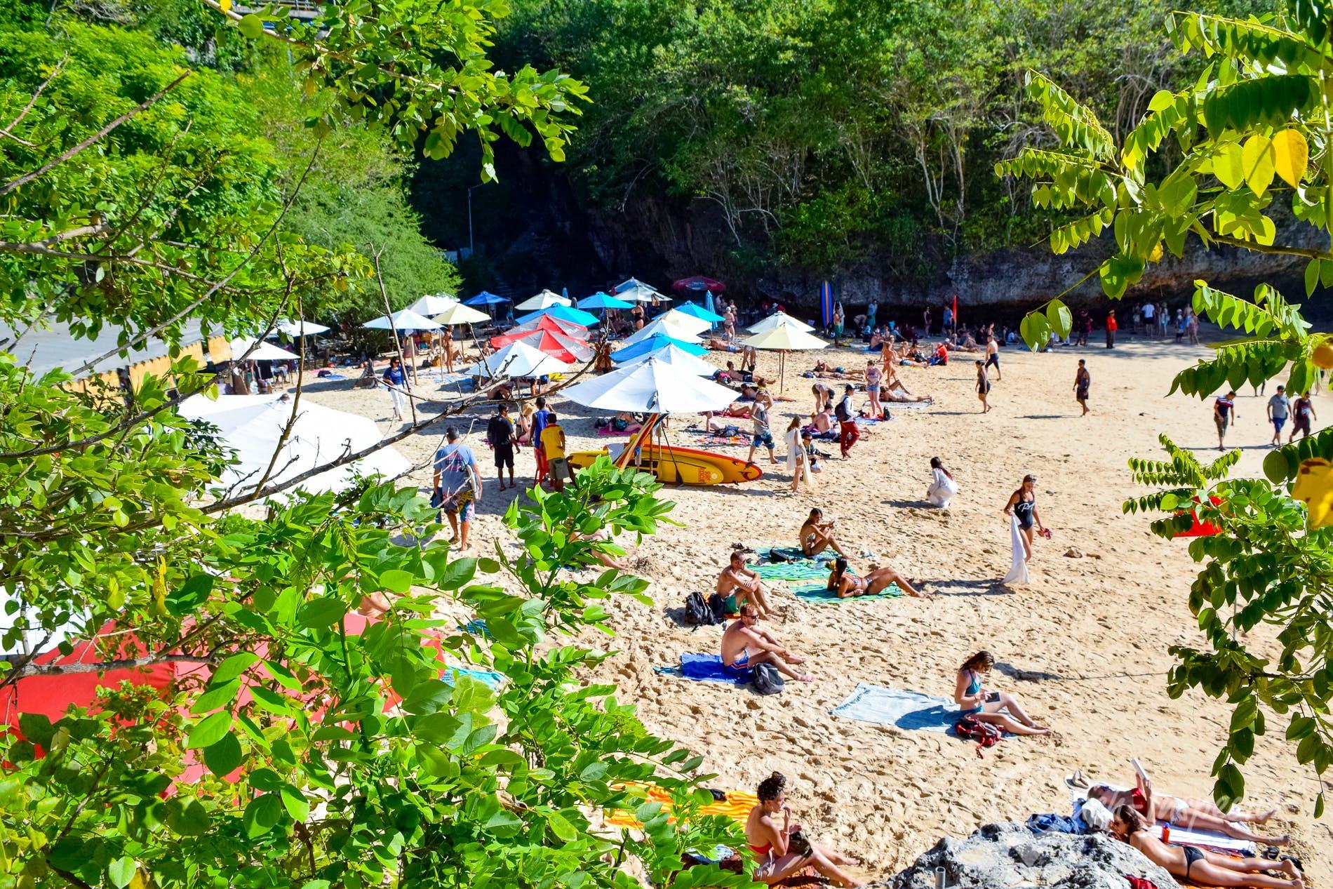 Playa Padang Padang Beach, Bali, Indonesia