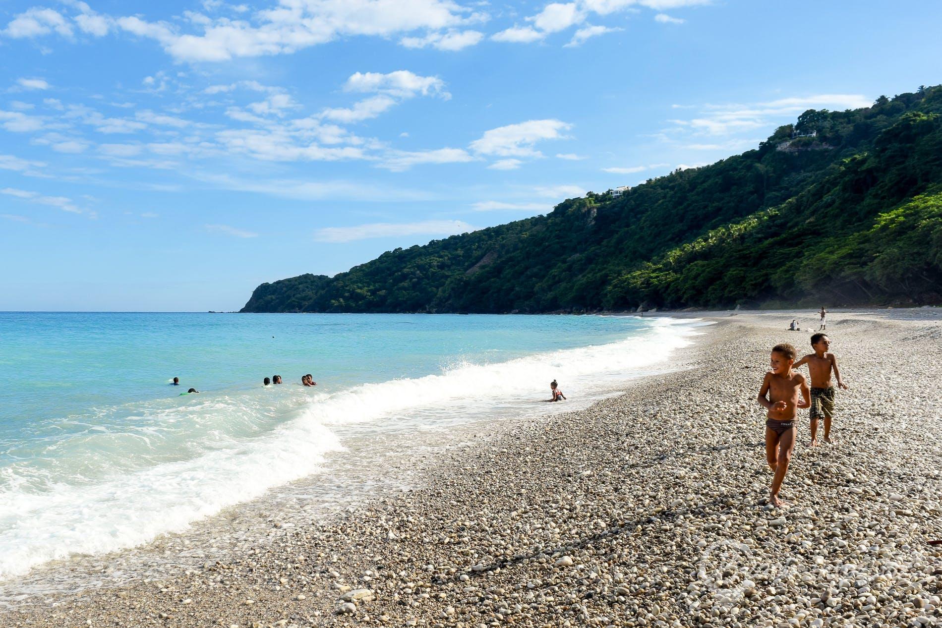 Strand Playa San Rafael, Dominikanische Republik, Dominikanische Republik