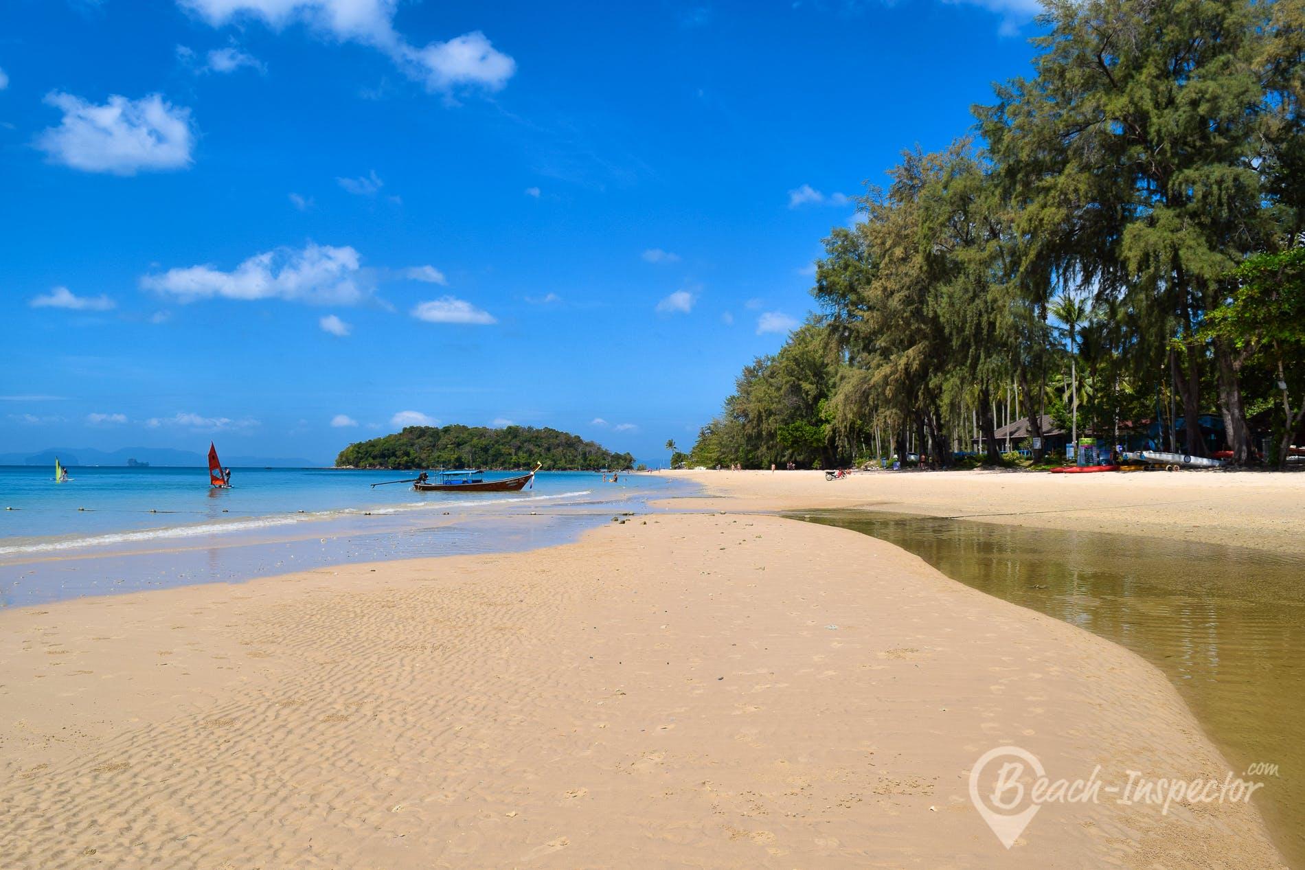 Playa Klong Muang Beach, Tailandia, Tailandia